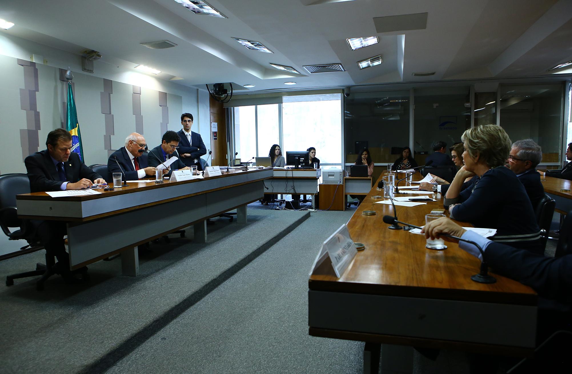 Reunião da Comissão Mista sobre a MP 744/16, que altera a estrutura da Empresa Brasil de Comunicação (EBC)