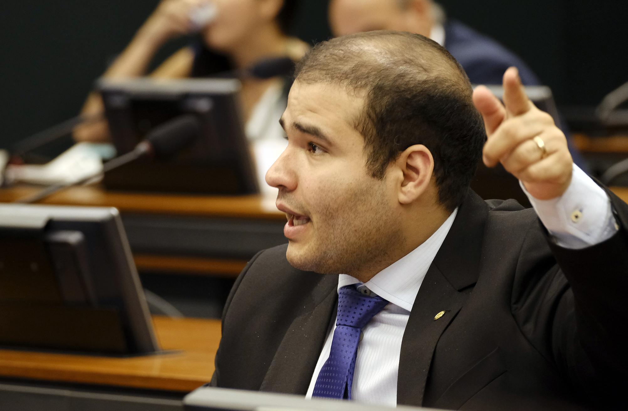 Reunião Ordinária. Dep. Lucas Vergílio (SD-GO)
