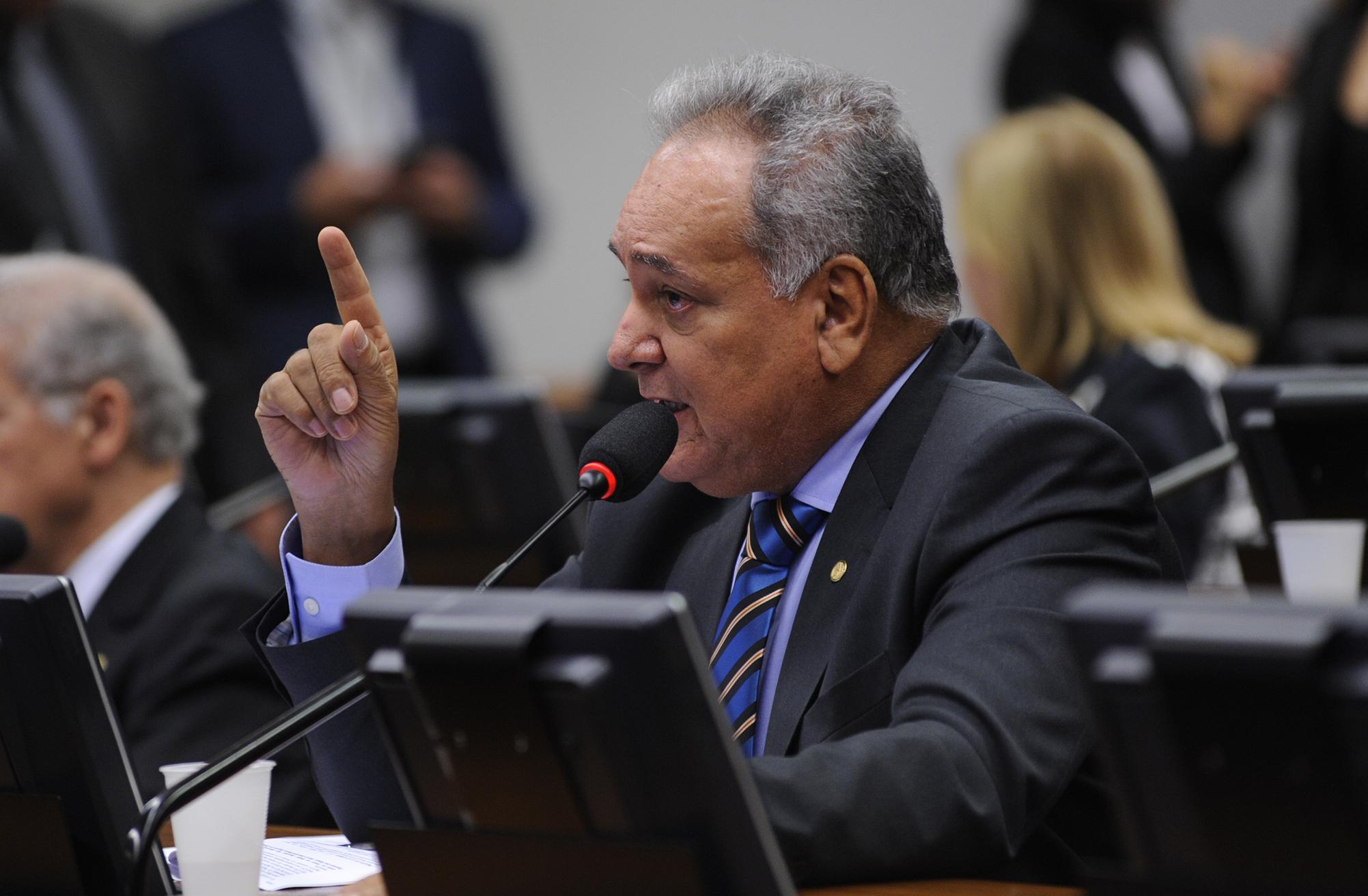 Reunião Ordinária. Dep. Edio Lopes (PR-RR)