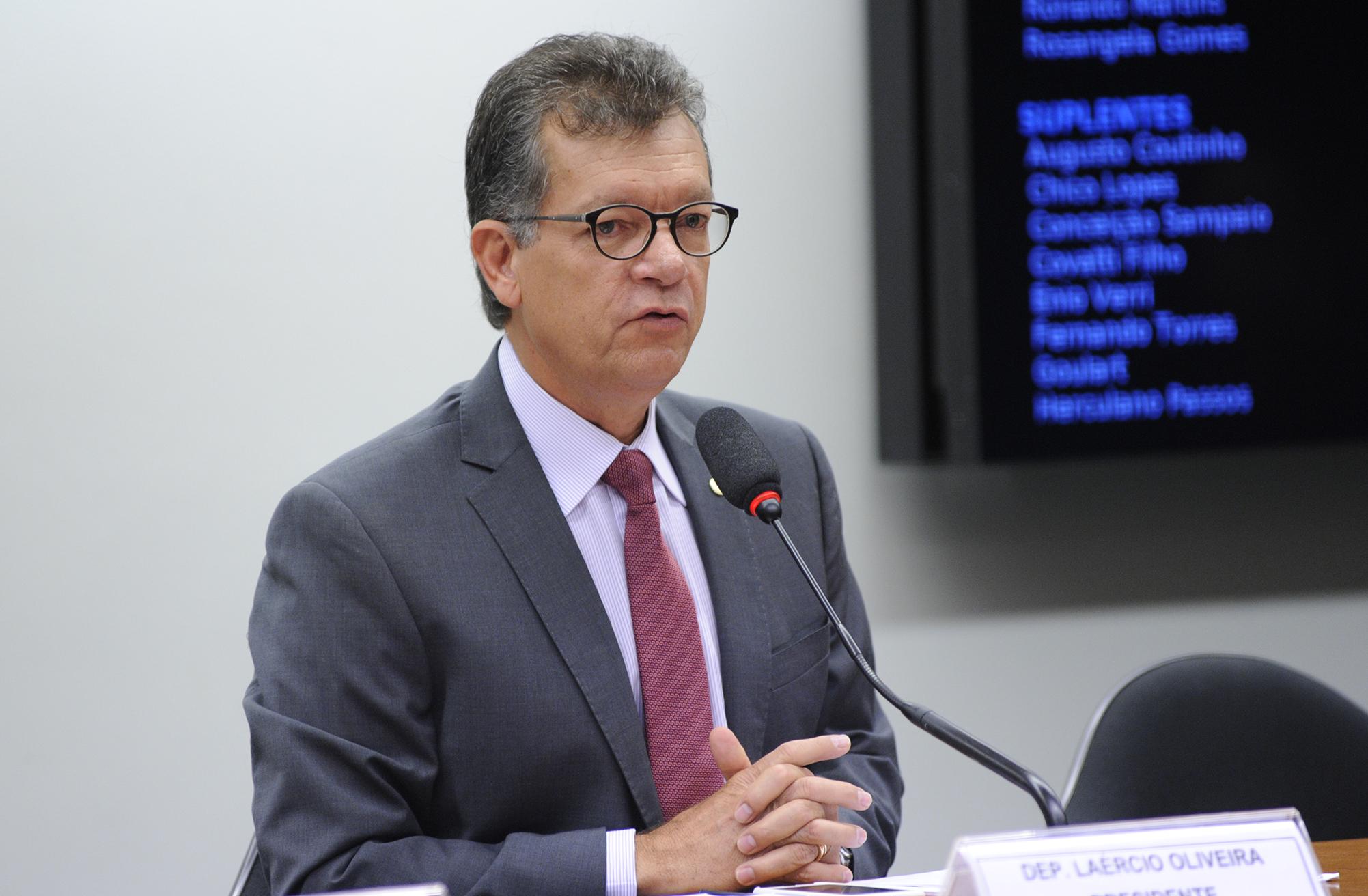 Reunião Ordinária. Dep. Laércio Oliveira (SD-SE)