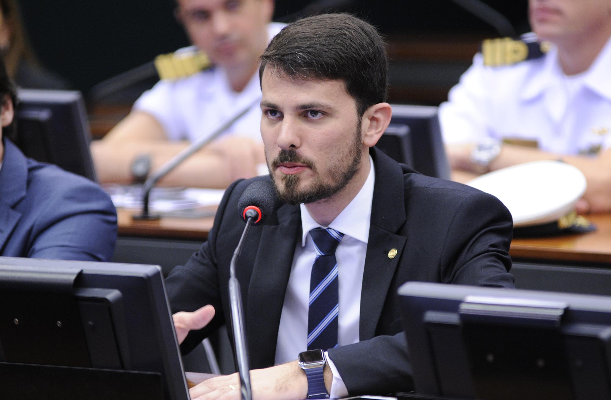 Audiência pública para apresentação do Programa Nuclear Brasileiro. Dep. Marcelo Aro (PHS-MG)