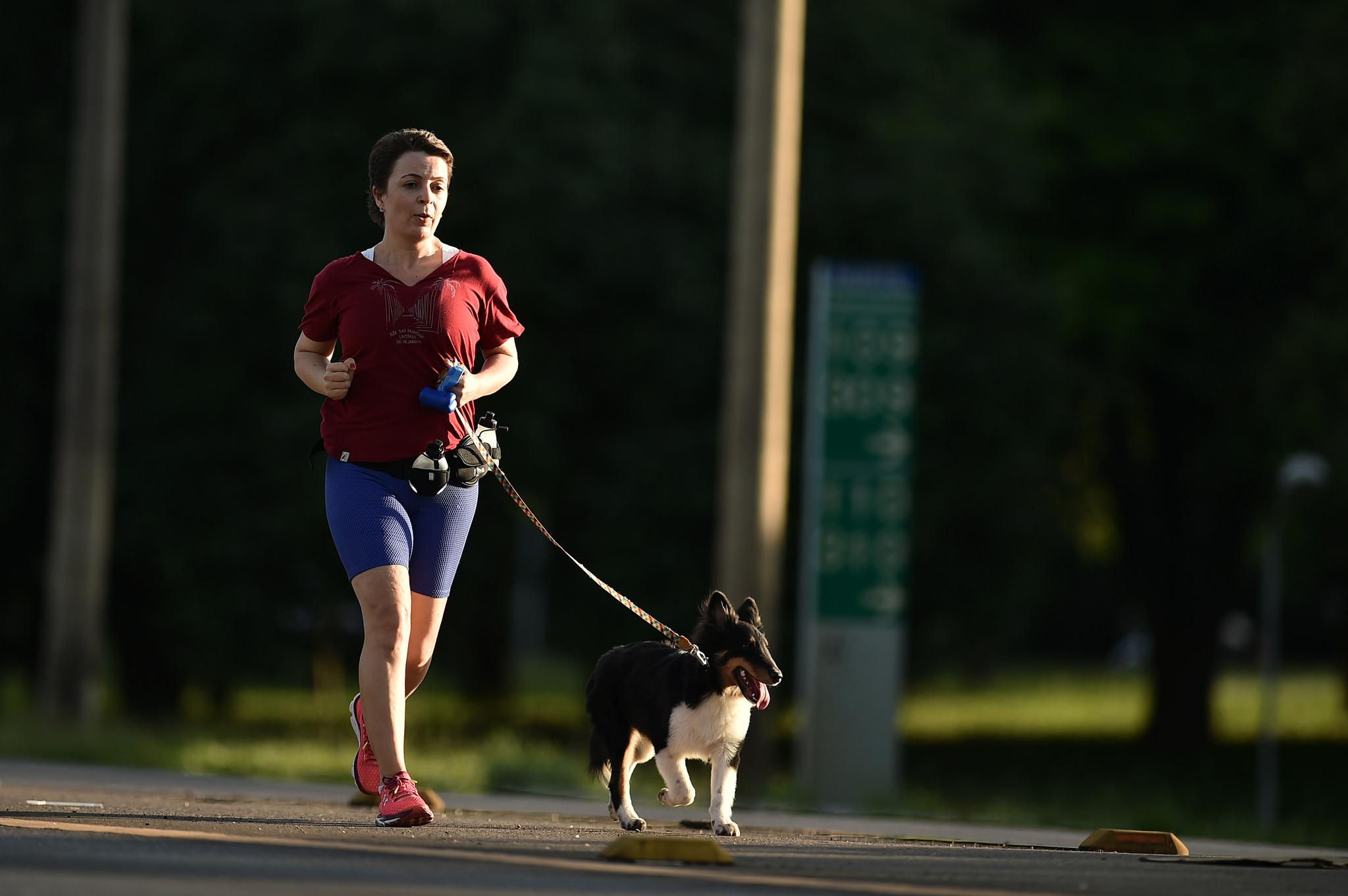 Cidades - geral - lazer corrida vida saudável animais domésticos estimação cachorro exercícios físicos