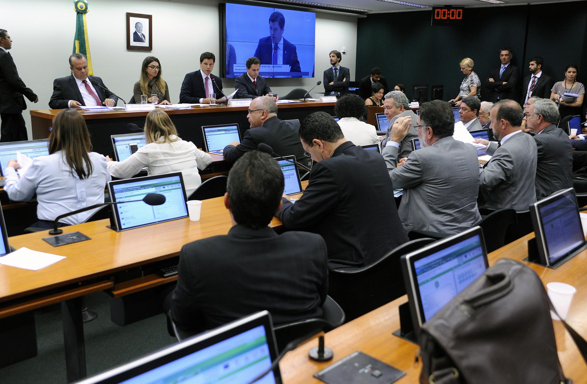 Reunião Ordinária para eleição do segundo e do terceiro vice-presidentes, definição do roteiro de trabalho da Comissão e deliberação de requerimentos
