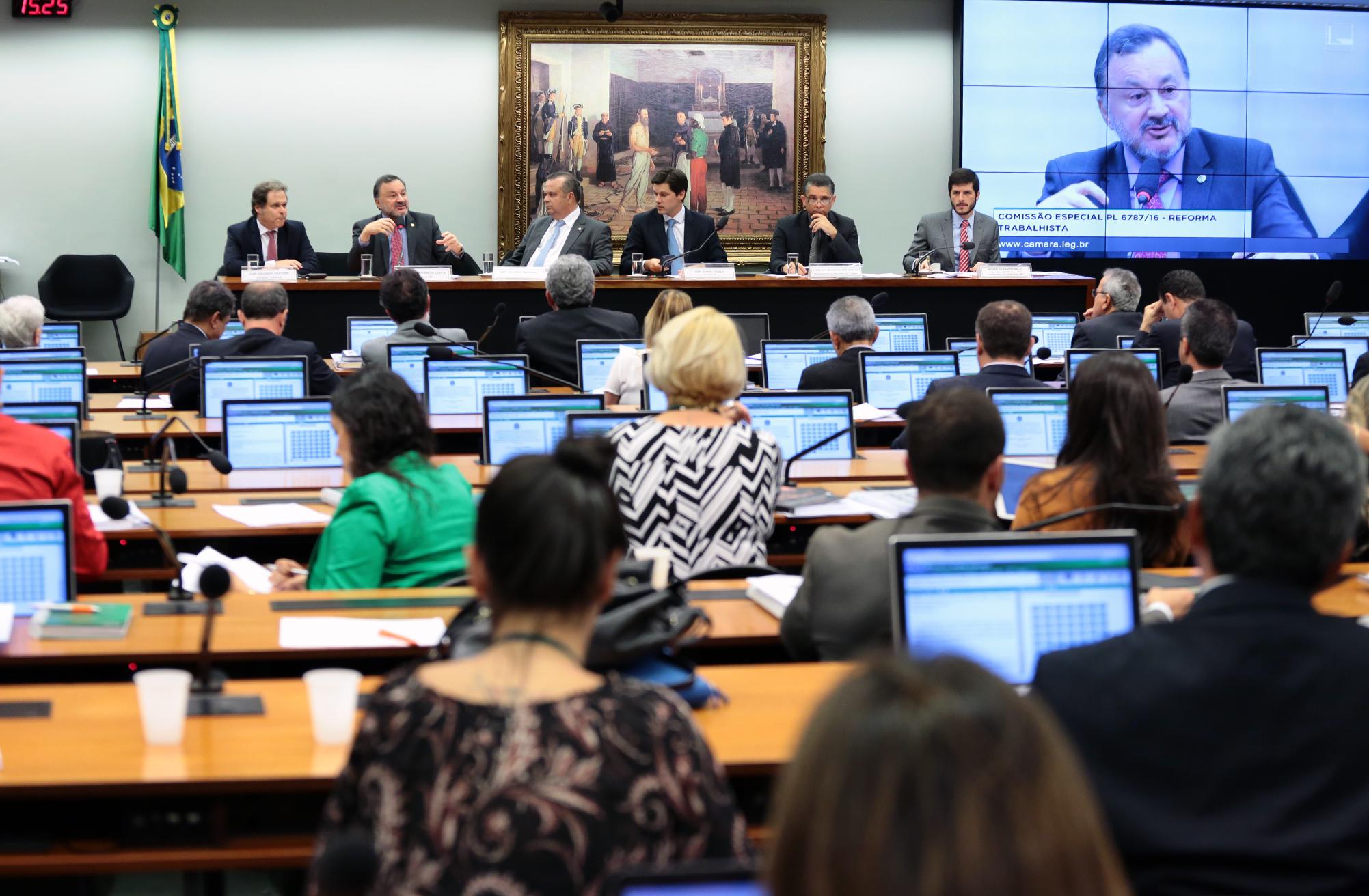 Audiência pública sobre o direito coletivo do trabalho