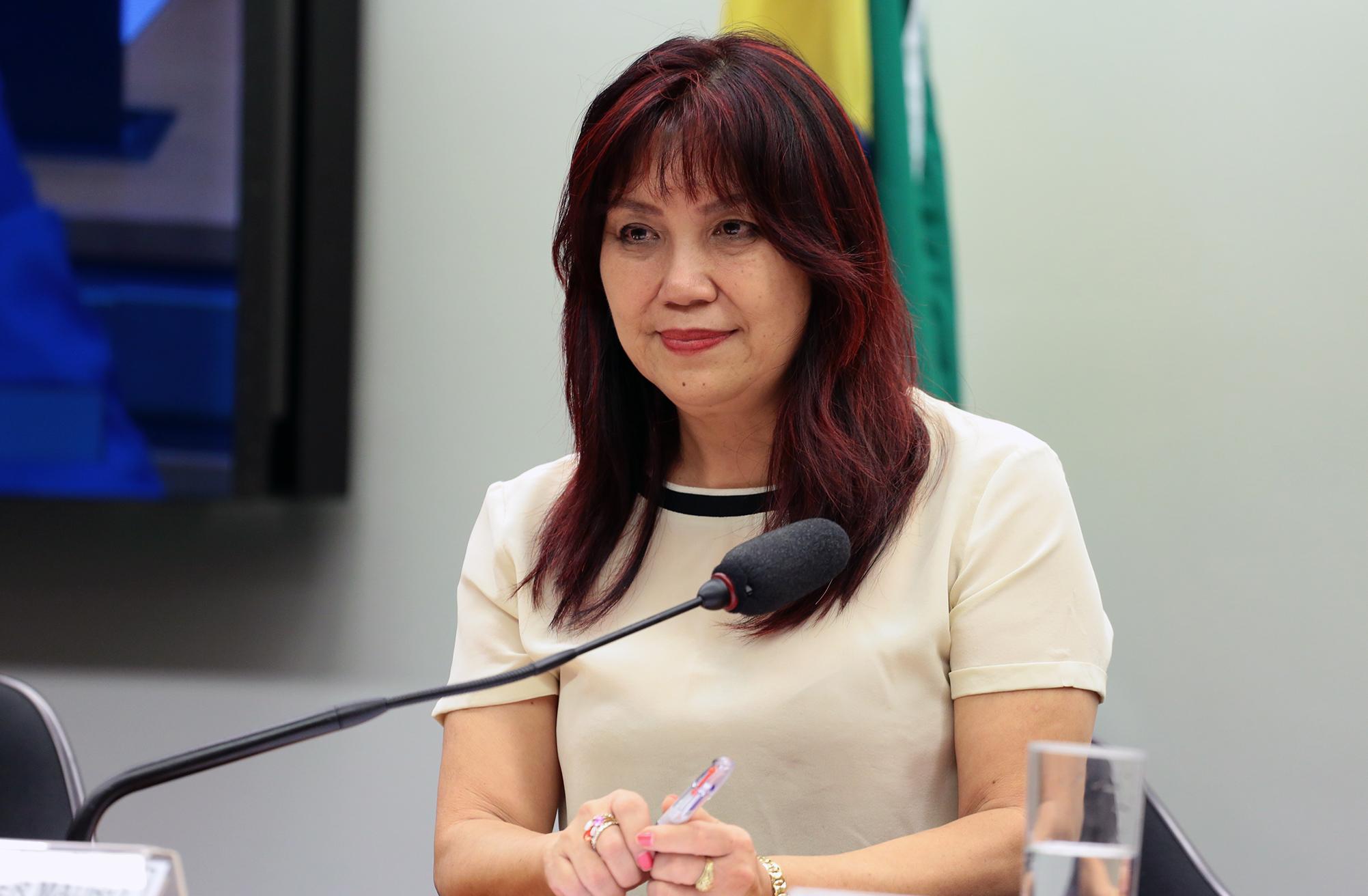 Audiência Pública sobre as medidas cautelares pessoais. Dep. Keiko Ota (PSB - SP)