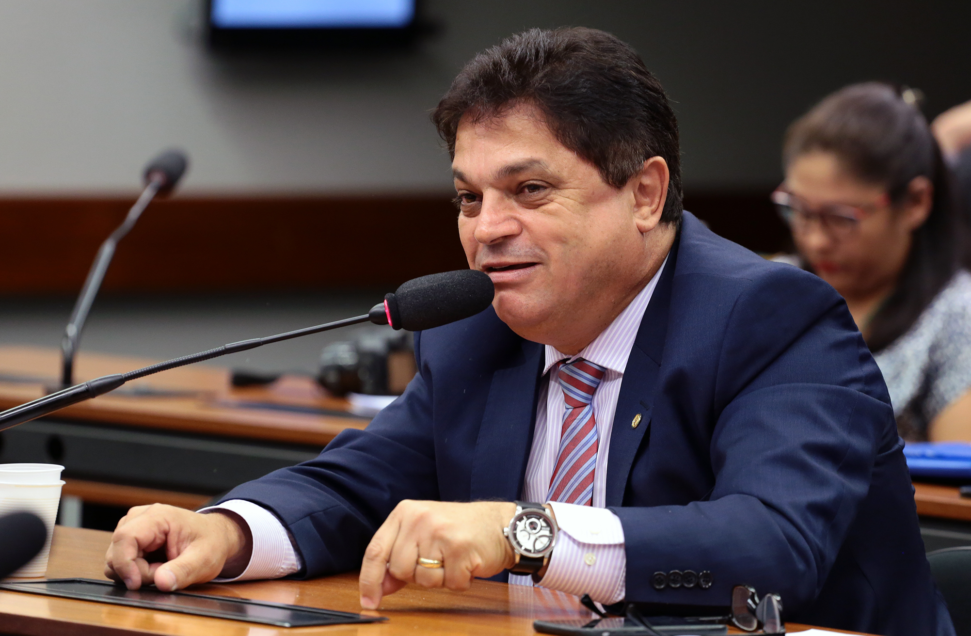 Audiência Pública sobre as medidas cautelares pessoais. Dep. João Rodrigues (PSD - SC)