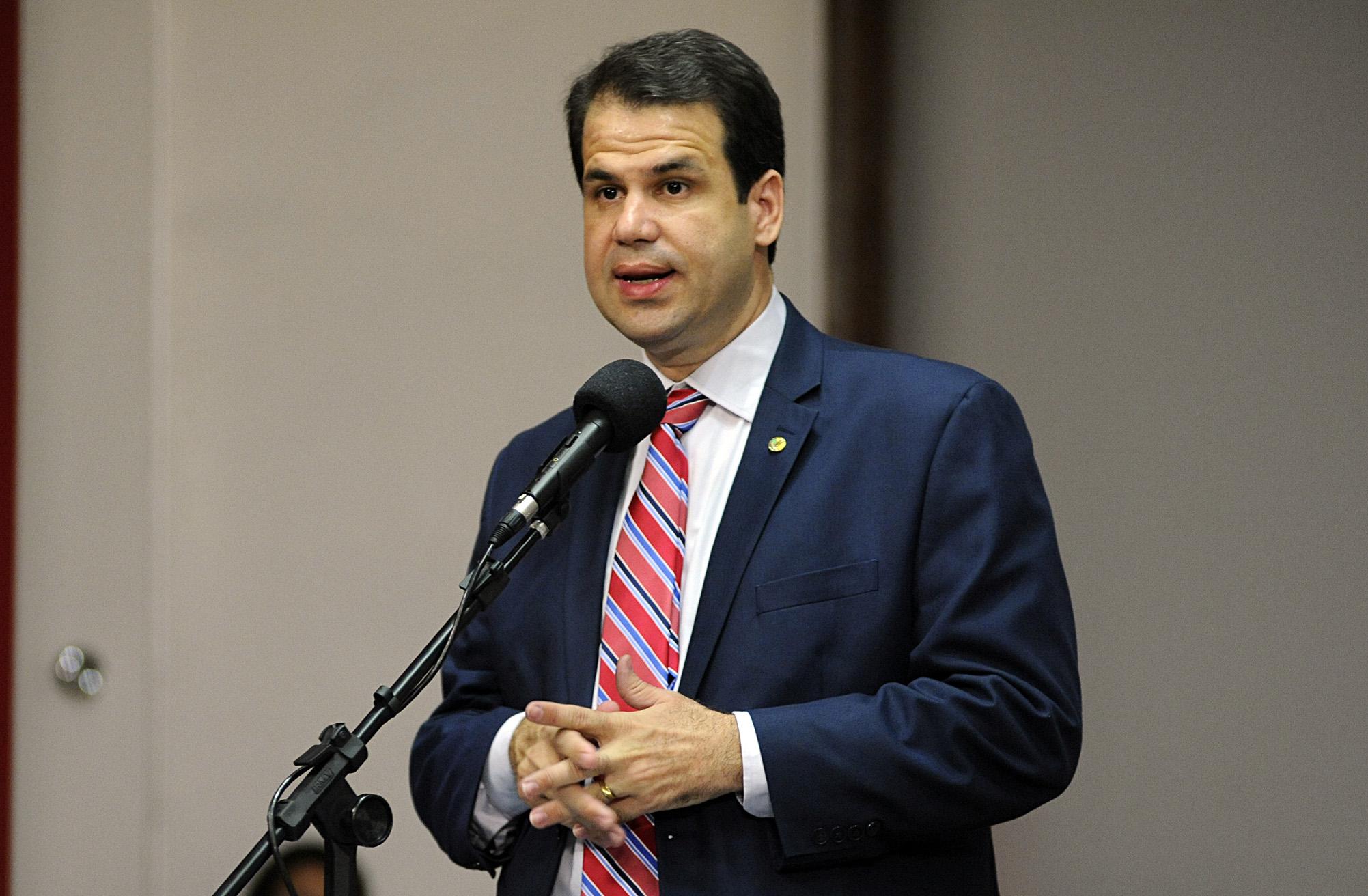 Seminário Eleições 2018. Dep. Aureo (SD-RJ)