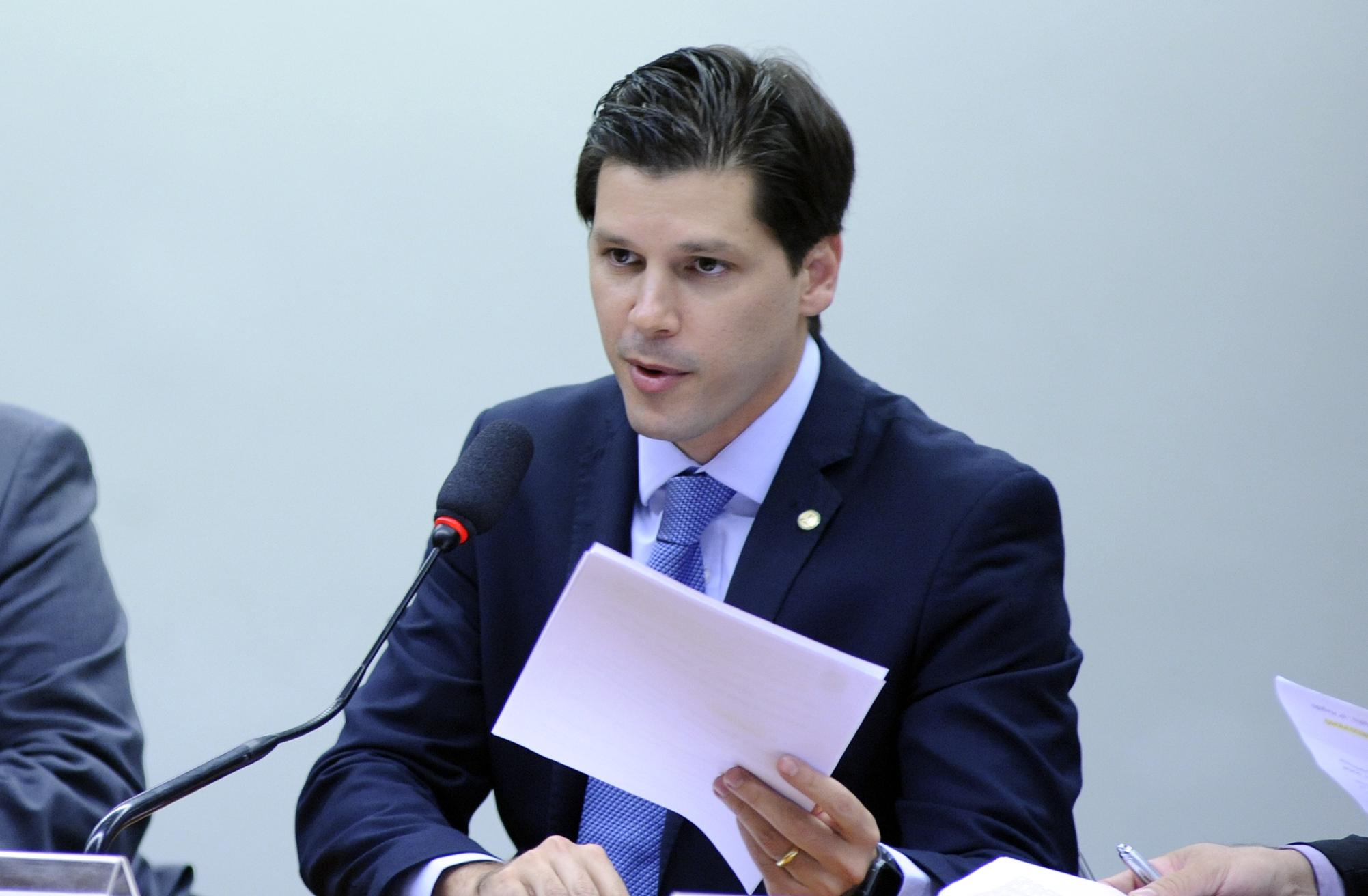 Audiência Pública e Reunião Ordinária. Dep. Daniel Vilela (PMDB-GO)