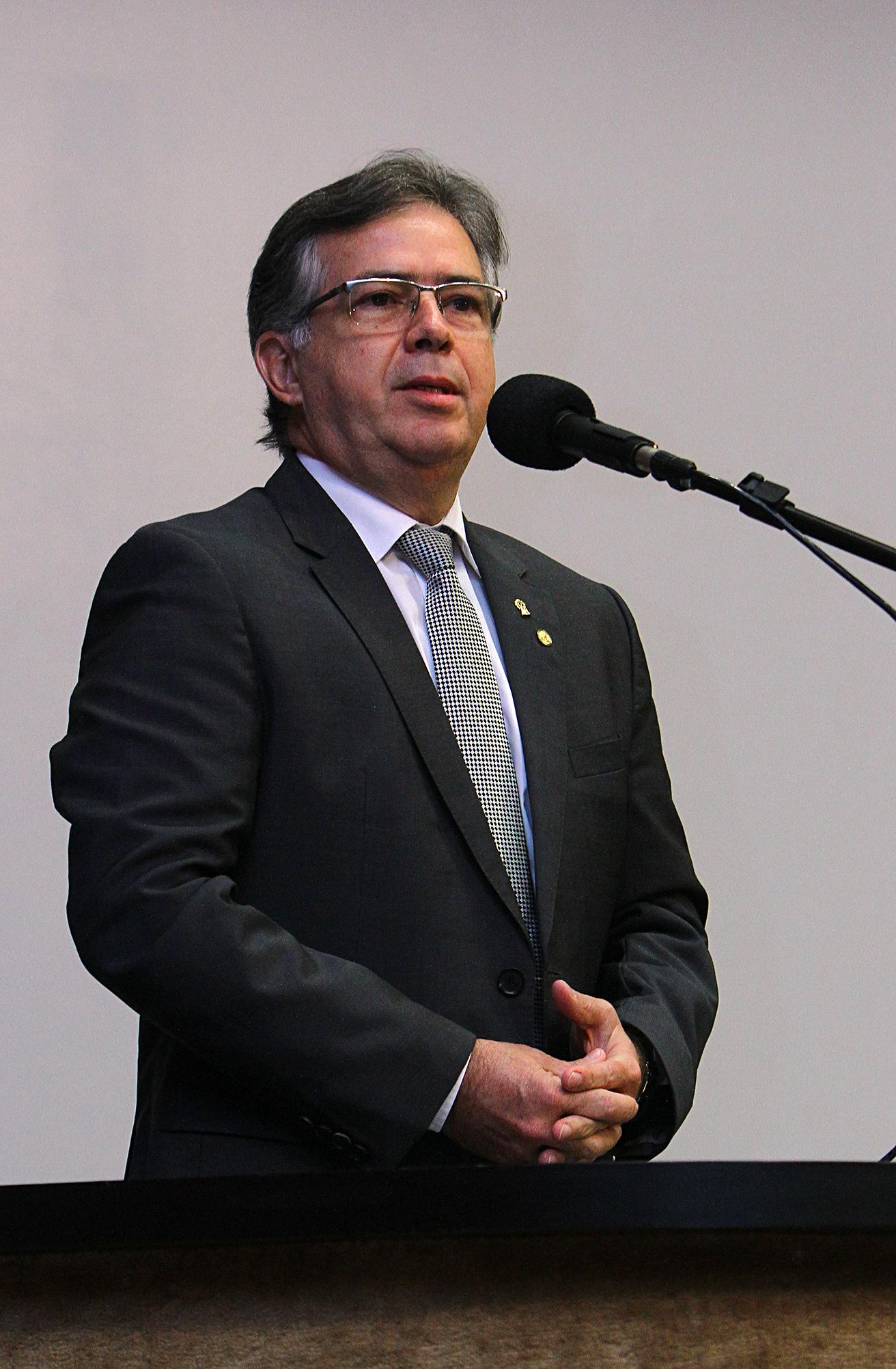 V Seminário Legislativo de Arquitetura e Urbanismo. Dep. Joaquim Passarinho (PSD-PA)