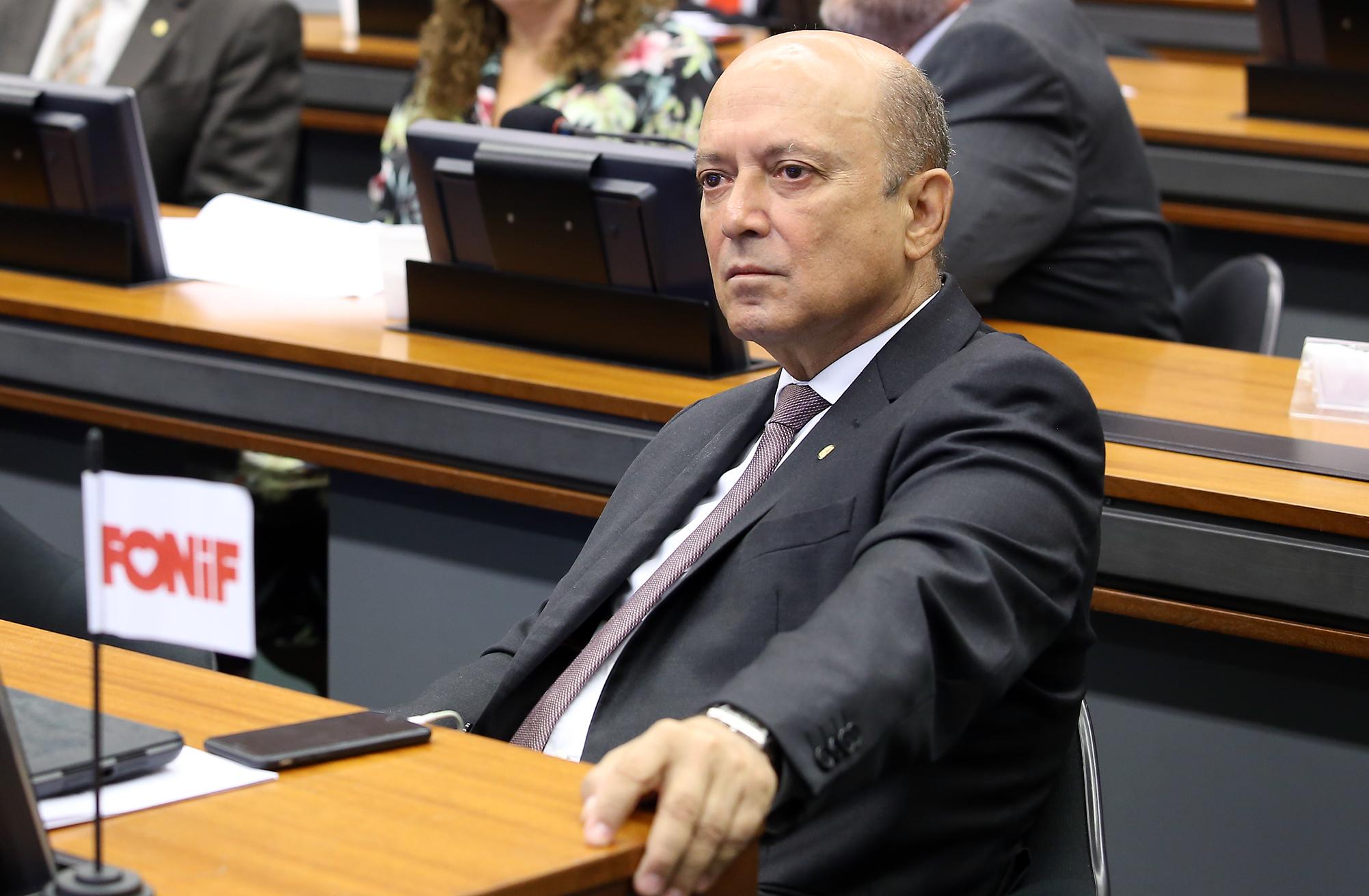 Audiência Pública e Reunião Ordinária. Dep. Lelo Coimbra (PMDB-ES)