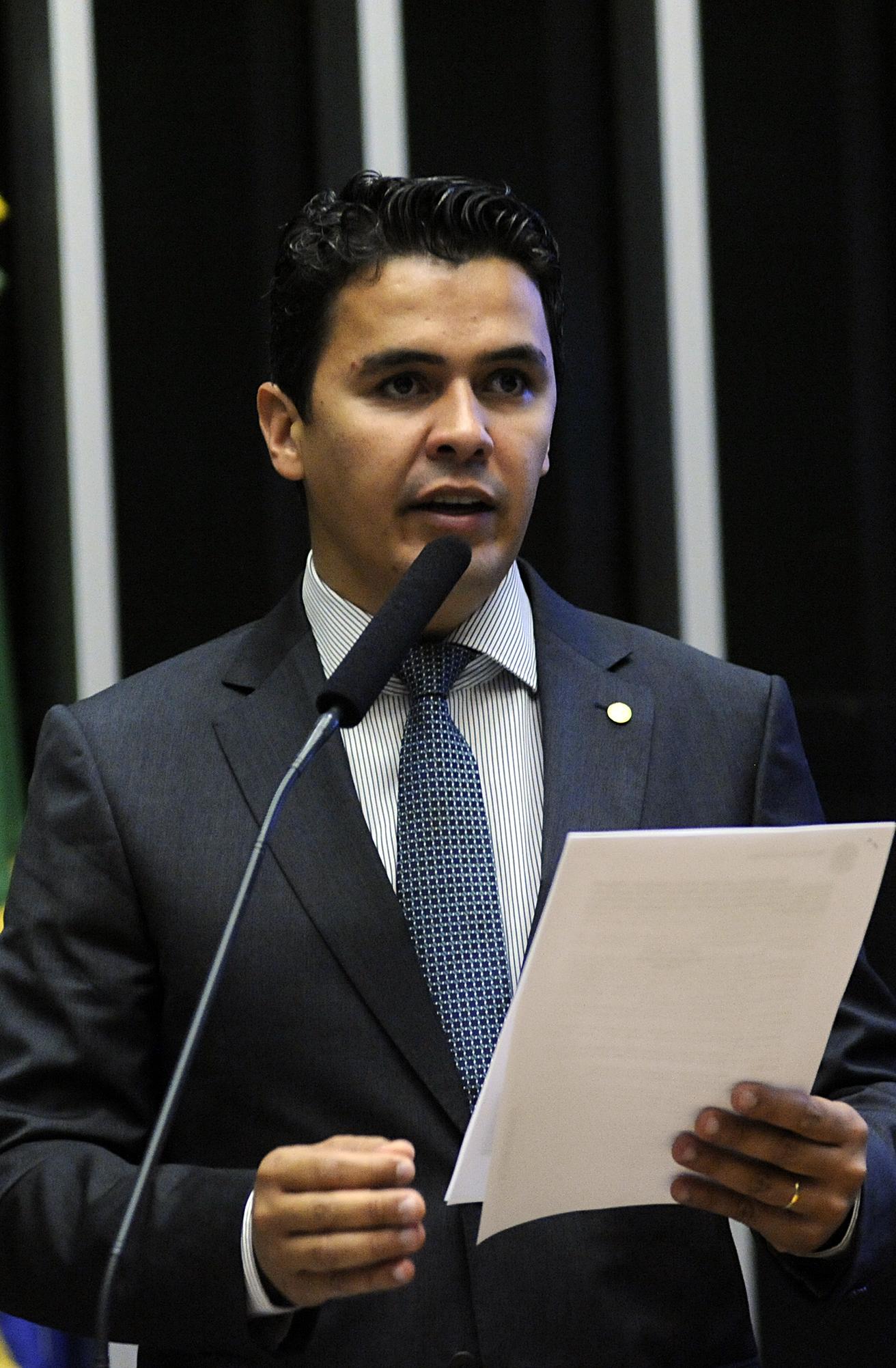 Sessão solene em homenagem ao vigésimo aniversário de fundação do Partido Humanista da Solidariedade (PHS). Dep. Diego Garcia (PHS-PR)