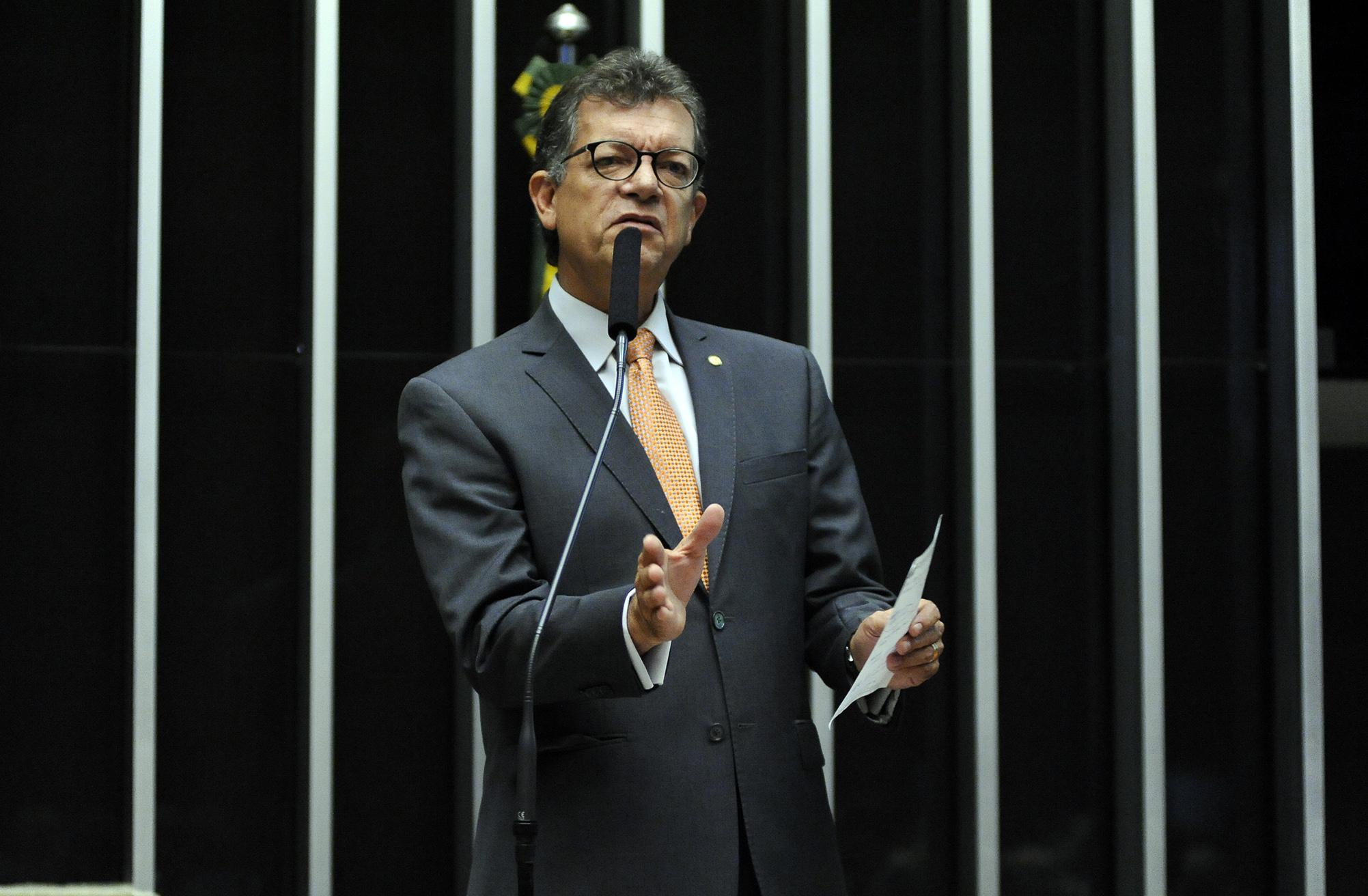 Sessão extraordinária para discussão e votação de diversos projetos. Dep. Laércio Oliveira (SD-SE)