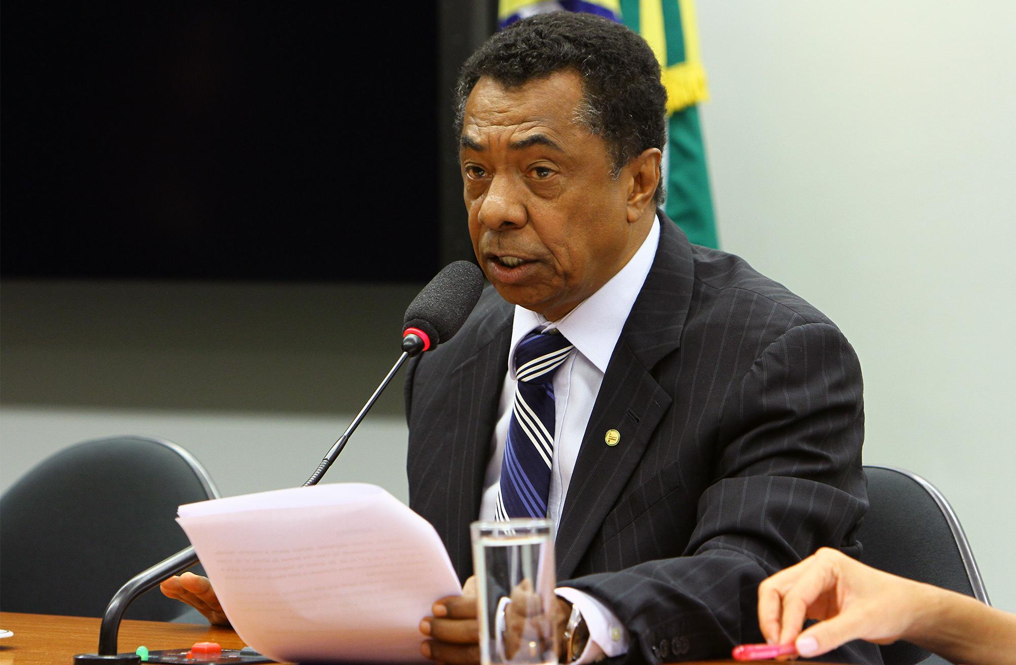 Reunião de instalação da comissão e eleição do novo presidente. Dep. Damião Feliciano (PDT - PB)