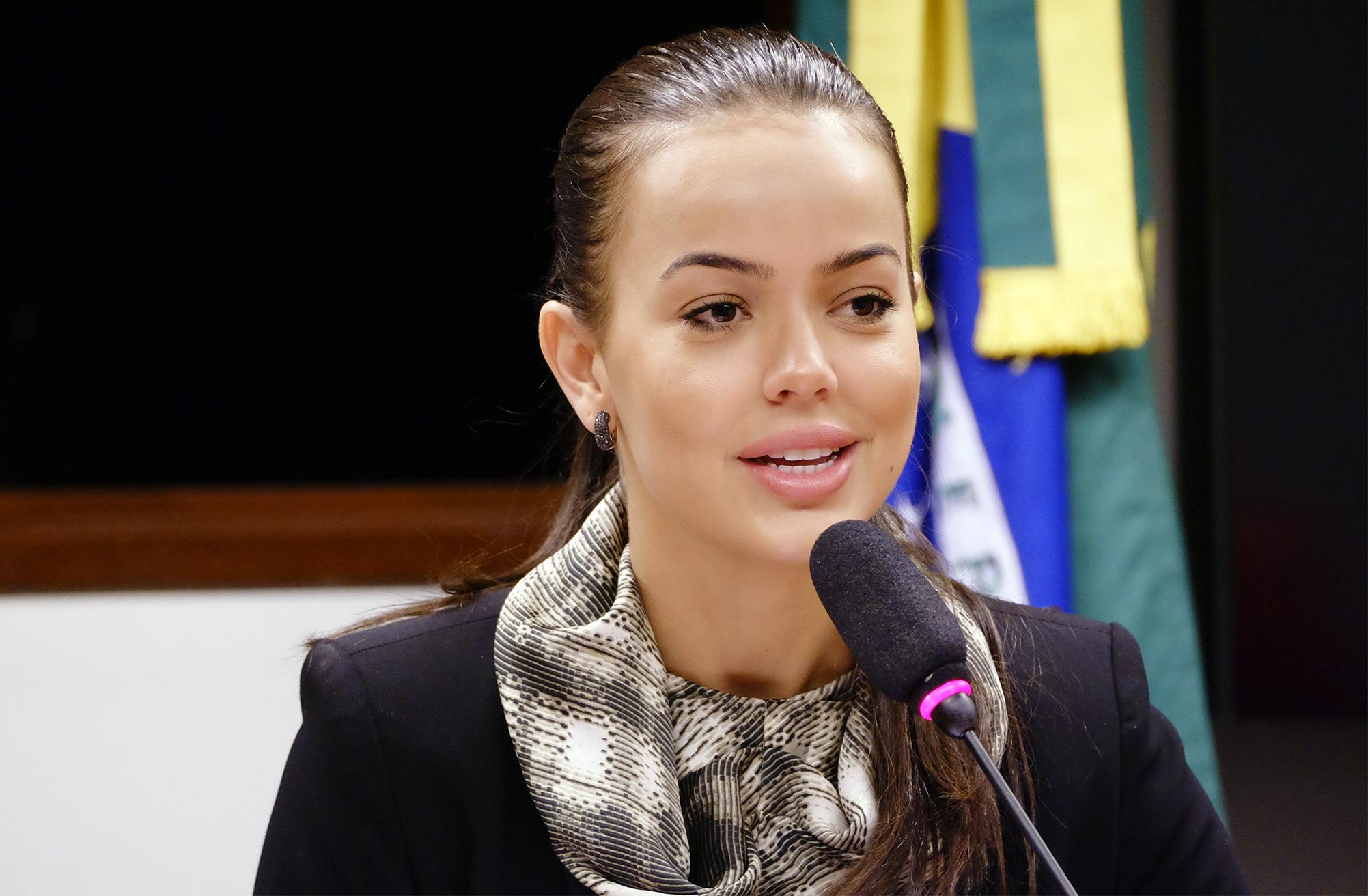 Shéridan presidirá a Comissão de Defesa dos Direitos da Mulher: a dupla, tripla jornada feminina tem de ser considerada na reforma da Previdência (Foto: Rodrigo Pertoti/Câmara dos Deputados)