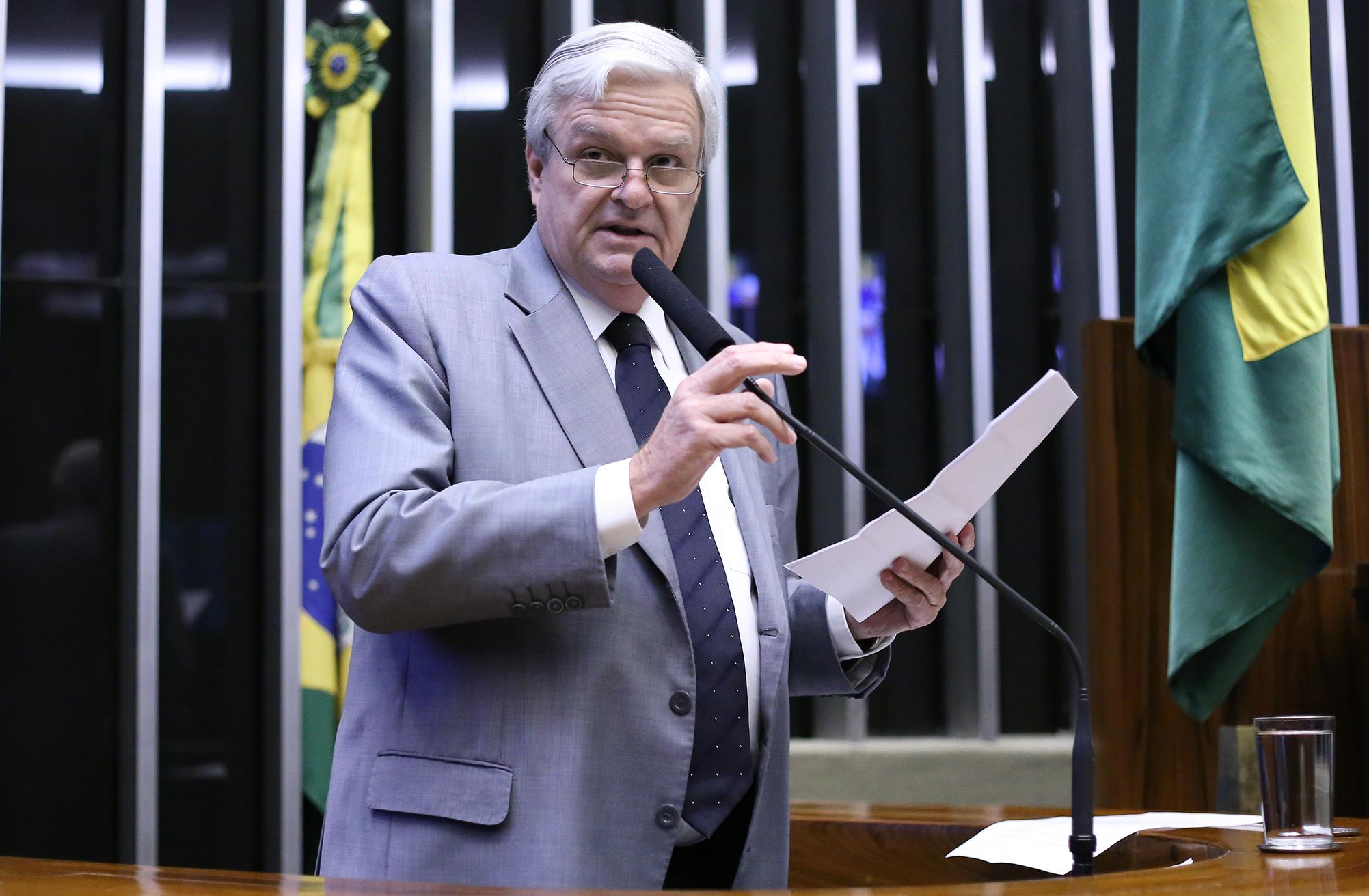 Sessão Solene em homenagem ao Dia Nacional da Advocacia Pública. Dep. José Mentor (PT-SP)