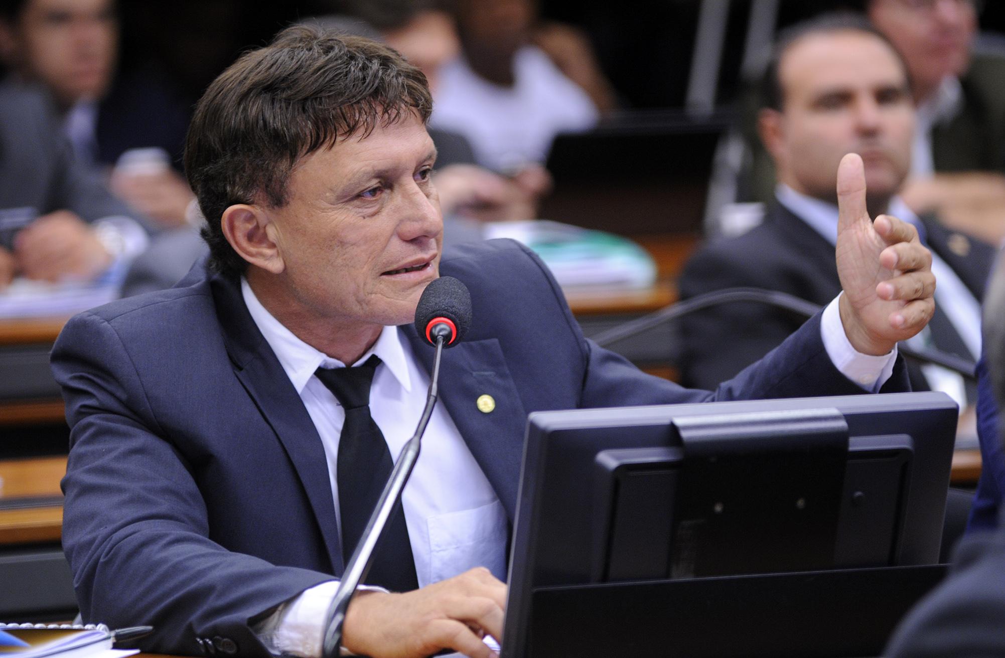 Reunião Ordinária. Dep. delegado Éder Mauro (PSD-PA)