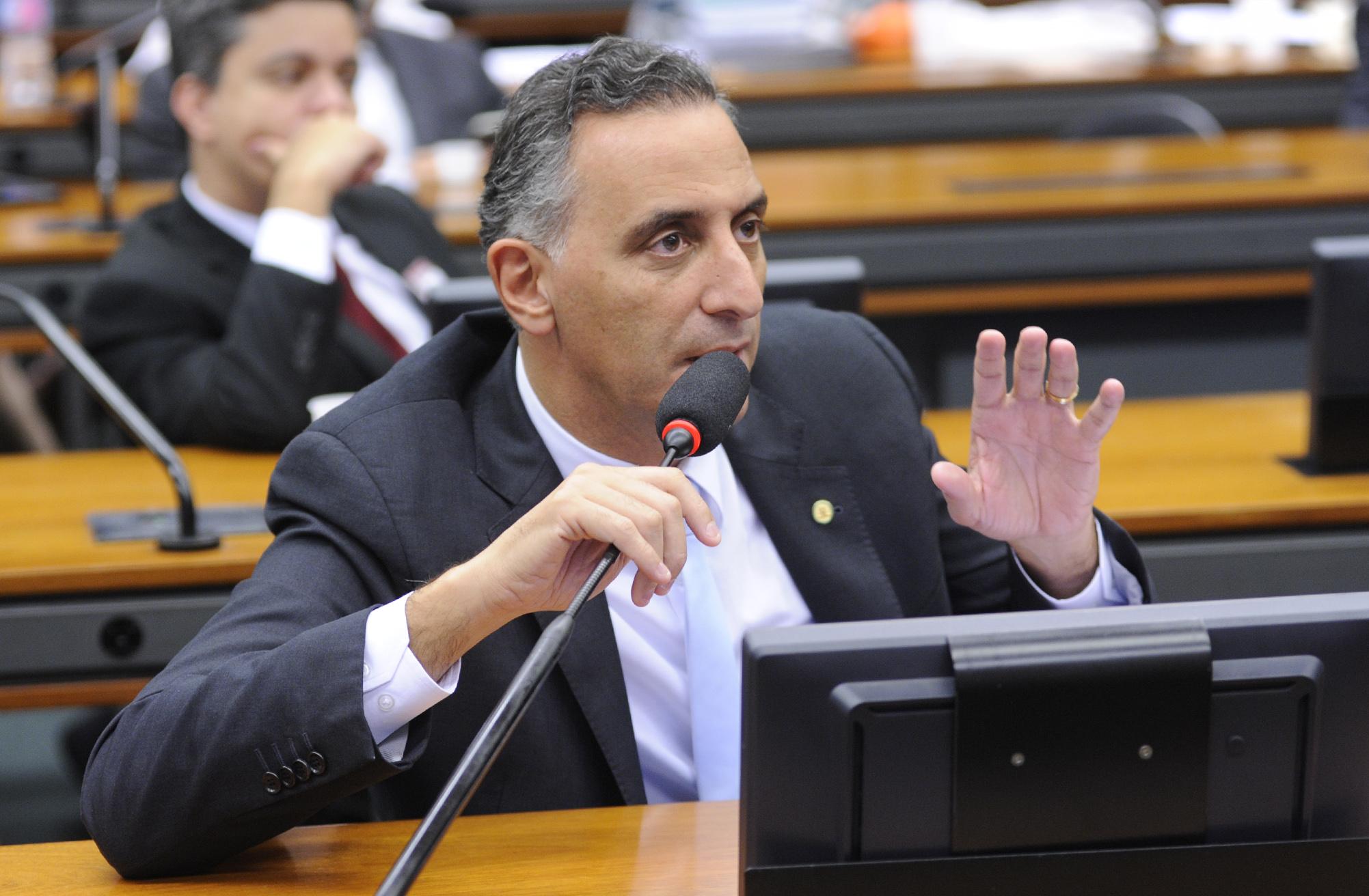 Audiência Pública e Reunião Ordinária. Dep. Eduardo Cury (PSDB-SP)