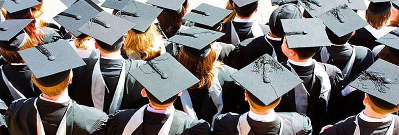 Educação - geral - formandos universidades faculdades formaturas carreiras profissão