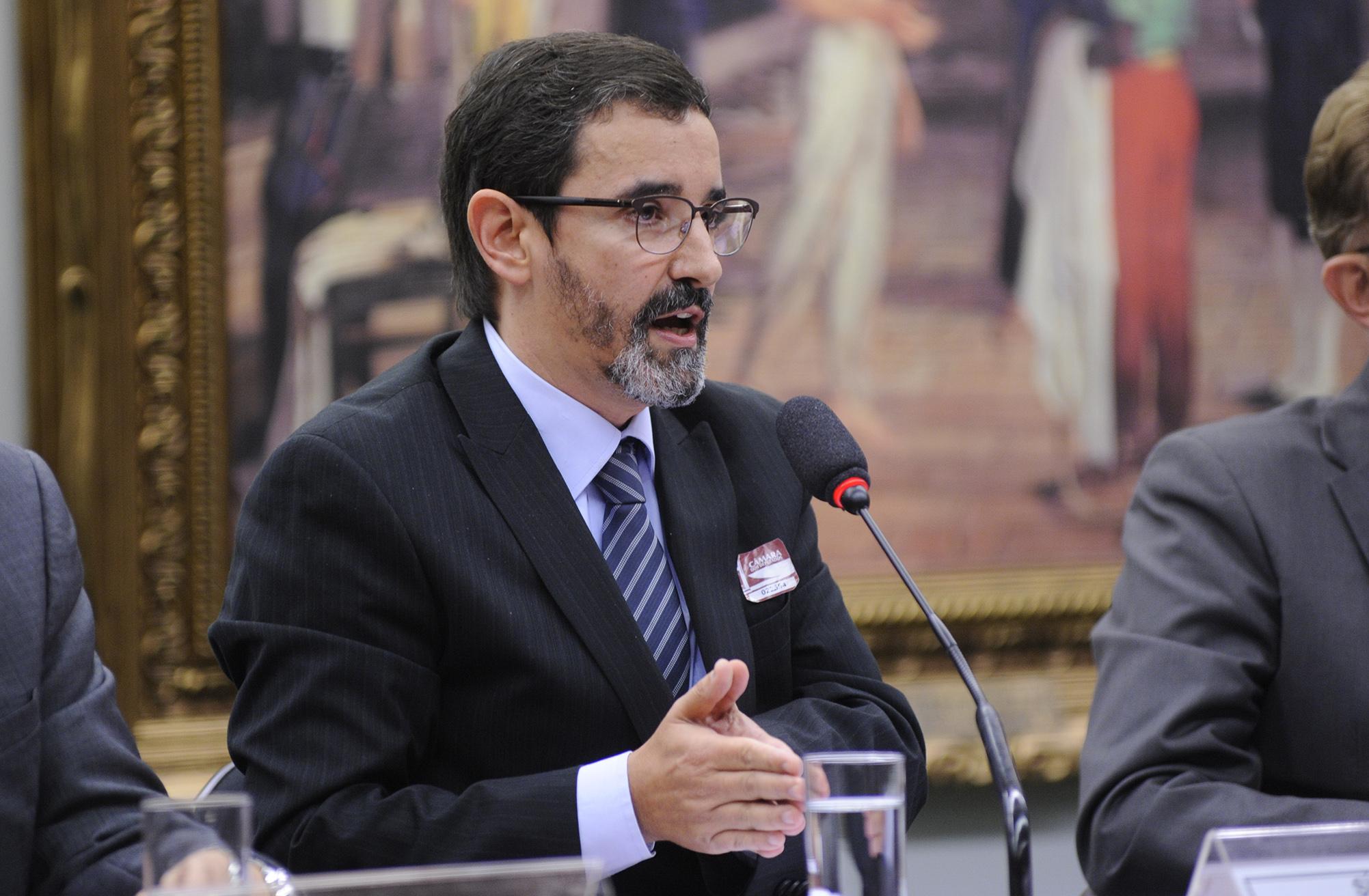 Audiência Pública e Reunião Ordinária. Juiz da 10ª Vara Criminal do Tribunal da Justiça Federal de São Paulo, Sílvio Rocha