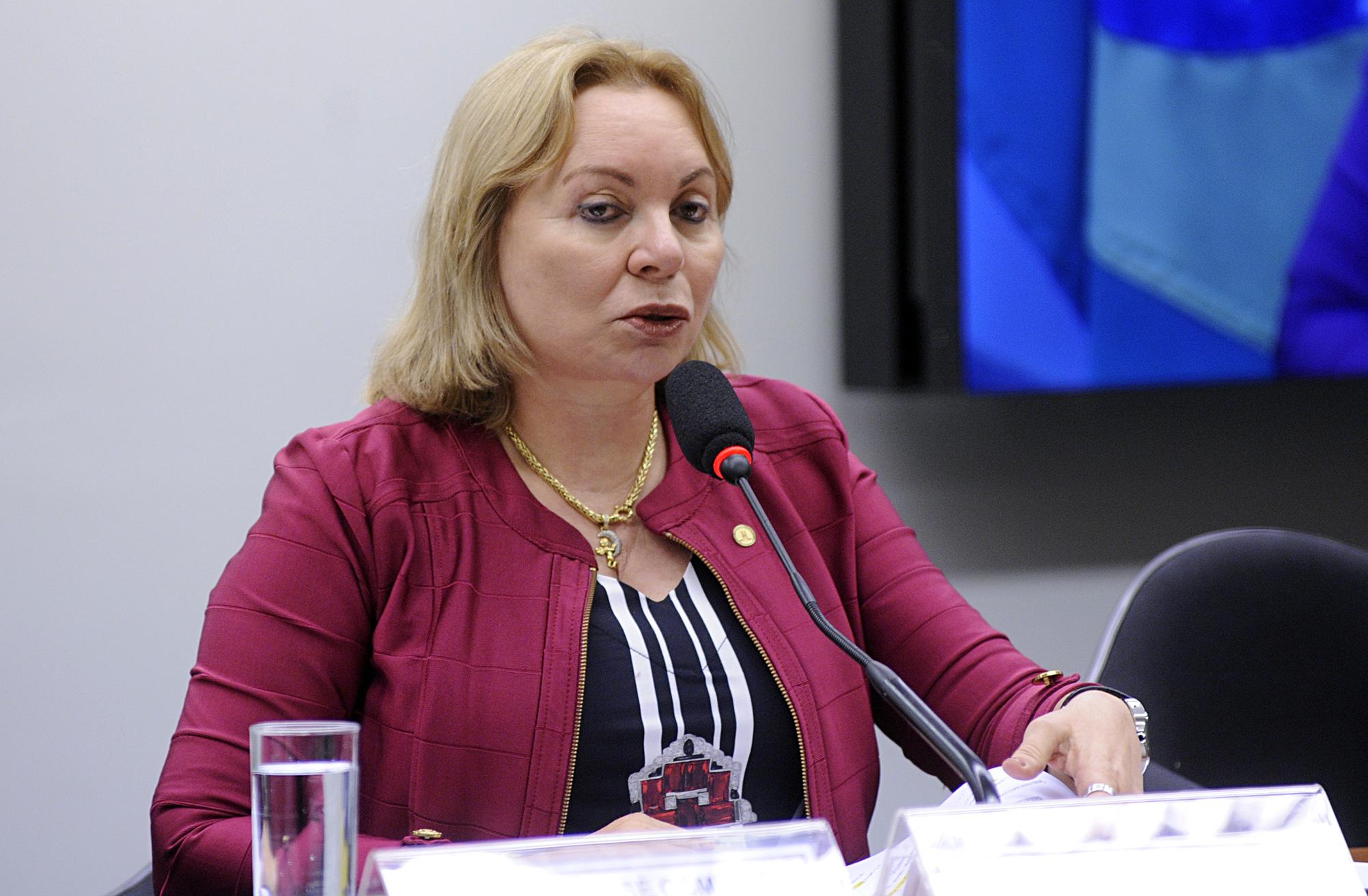 Audiência Pública e Reunião Ordinária. Dep. Gorete Pereira (PR-CE)