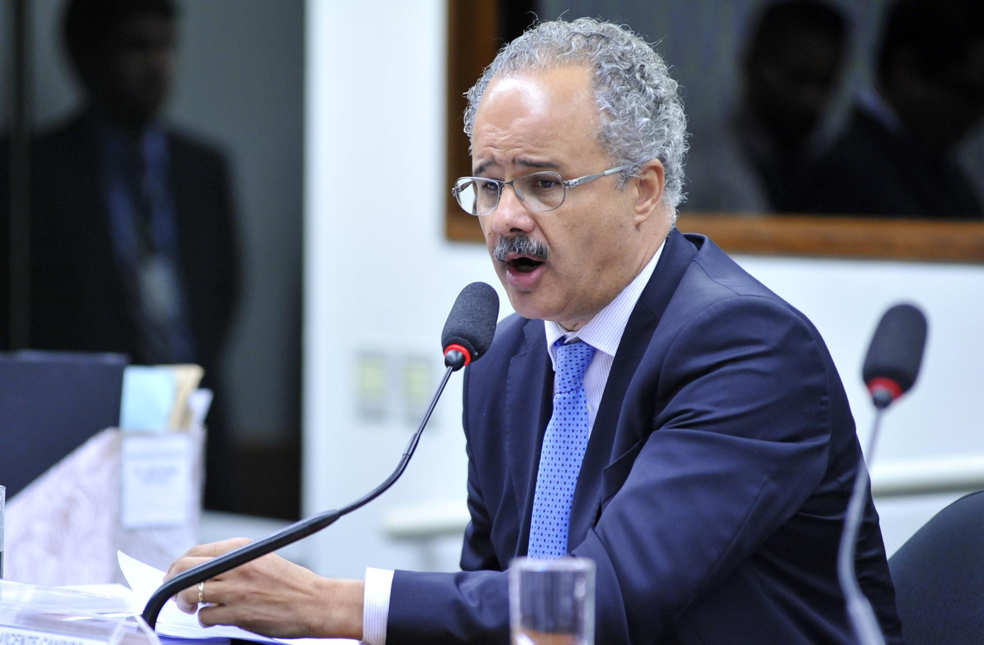 Reunião Ordinária. Dep. Vicente Cândido (PT-SP)