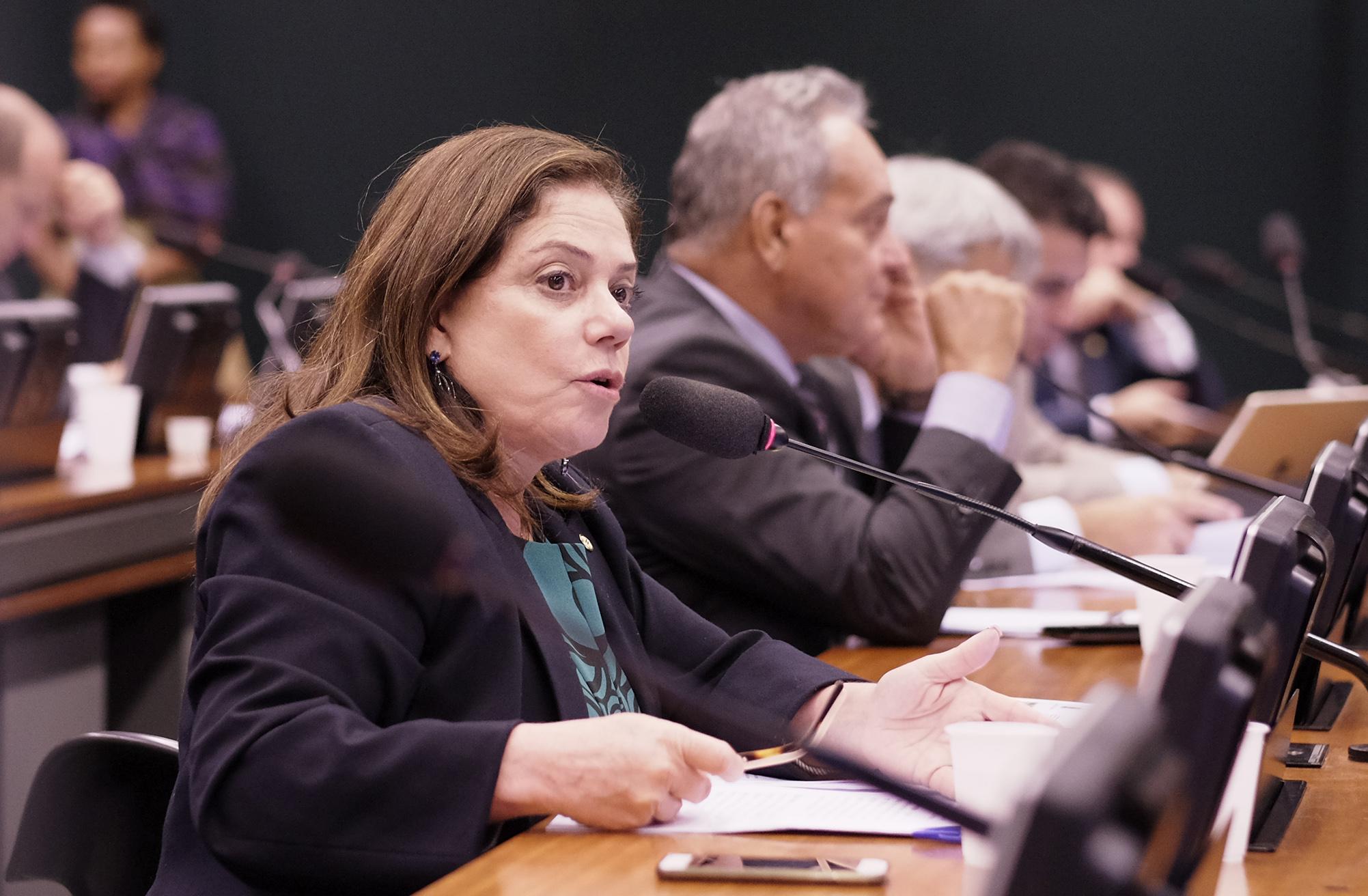 Reunião Ordinária. Dep. Soraya Santos (PMDB-RJ)