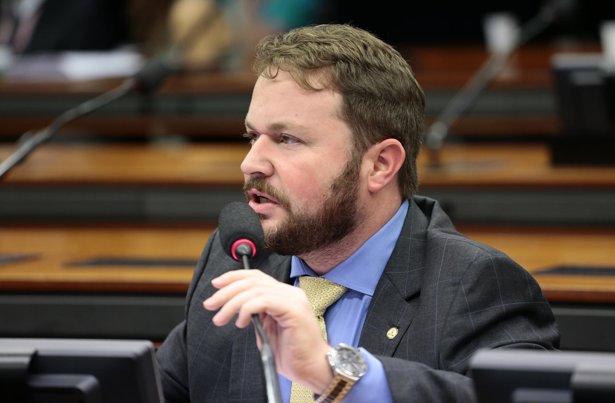 Reunião Ordinária. Dep. Marcos Soares (DEM-RJ)