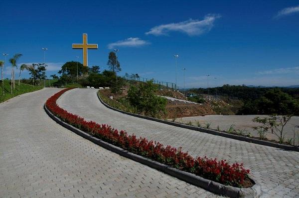 Coisas do Brasil - Santa Cruz do Sul - Parque da Santa Cruz