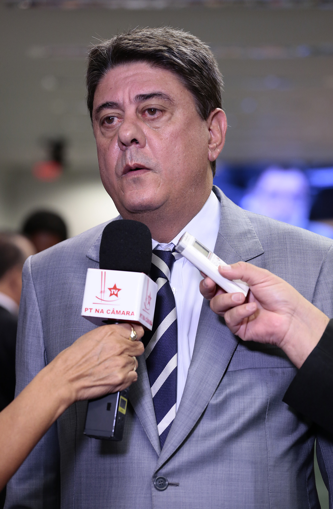 Dep. Wadih Damous (PT-RJ) concede entrevista