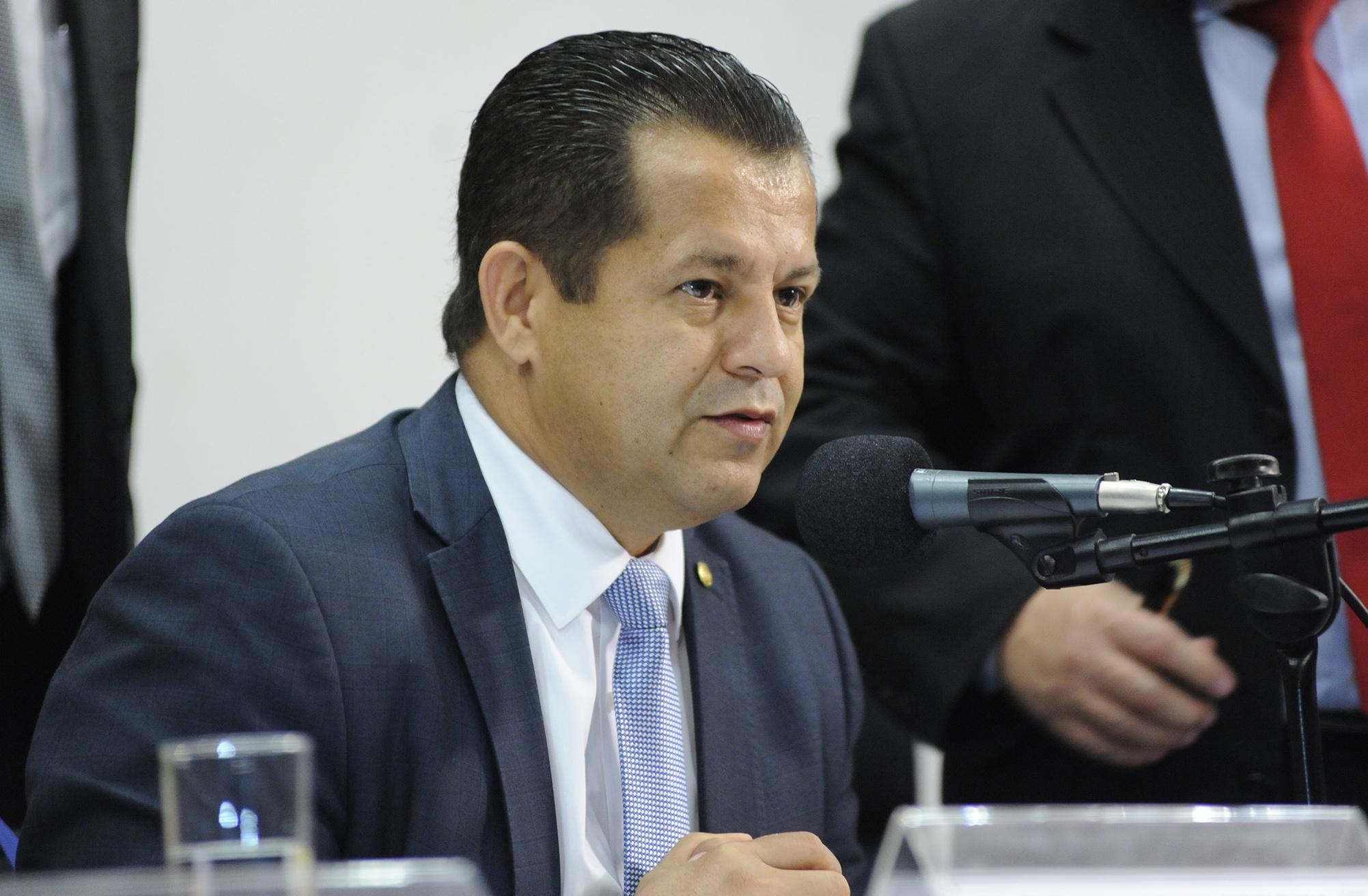 Seminário Nacional. Dep. Valtenir Pereira (PMDB-MT)