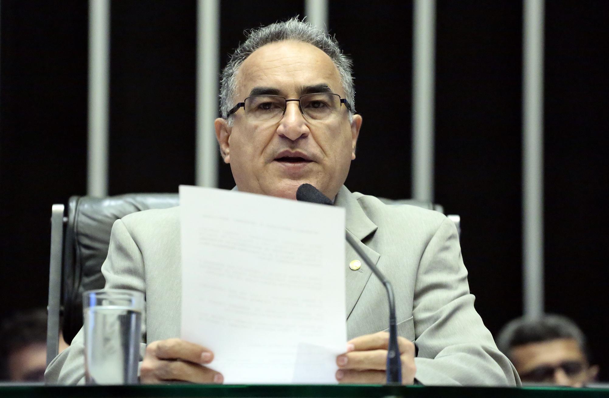Comissão geral para debater o Processo de Regularização Fundiária Agrária e Rural e as alterações propostas pela MP 759/16. Dep. Edmilson Rodrigues (PSOL-PA)