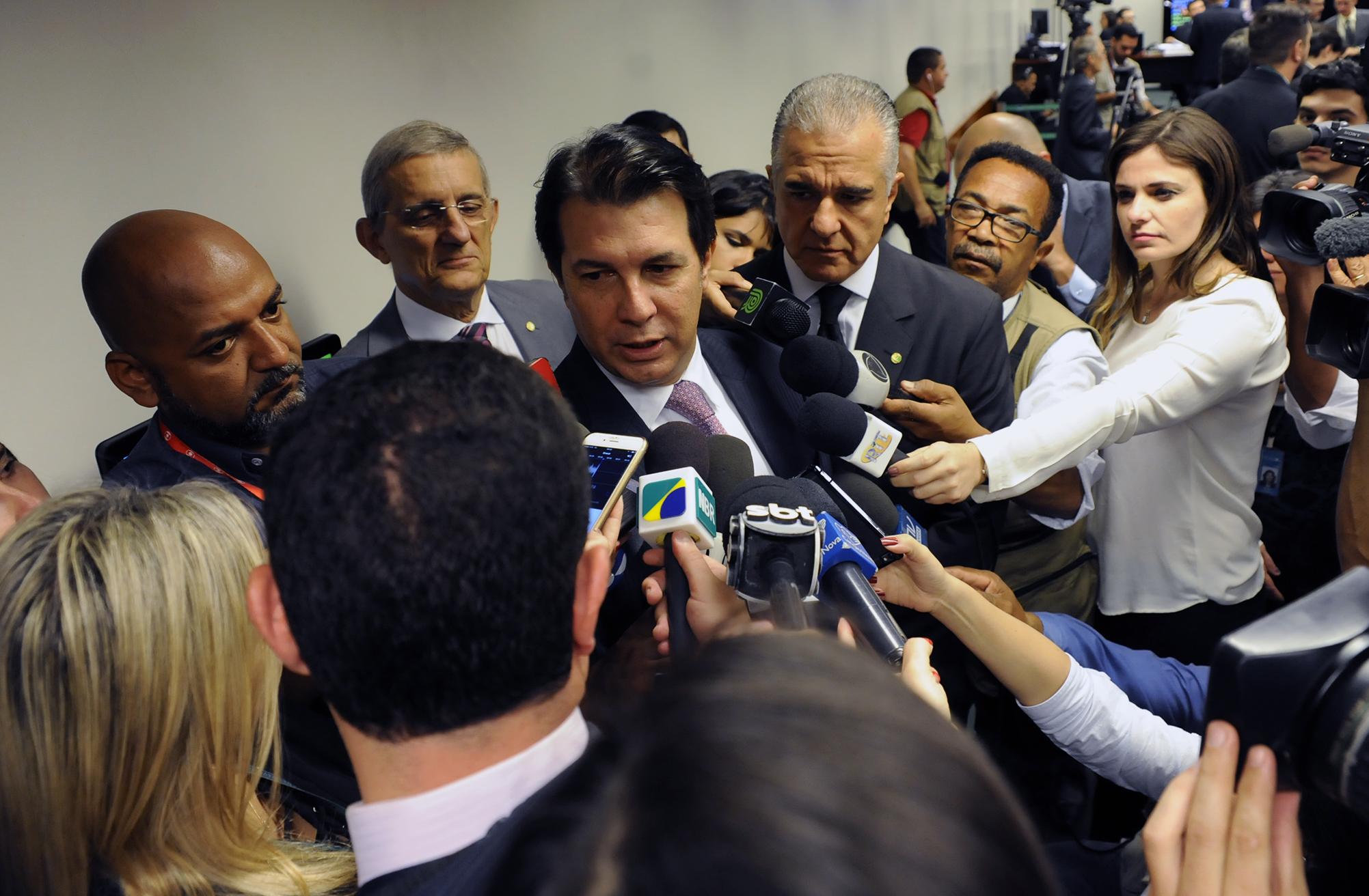 Dep. Arthur Oliveira Maia (PPS - BA) concede entrevista