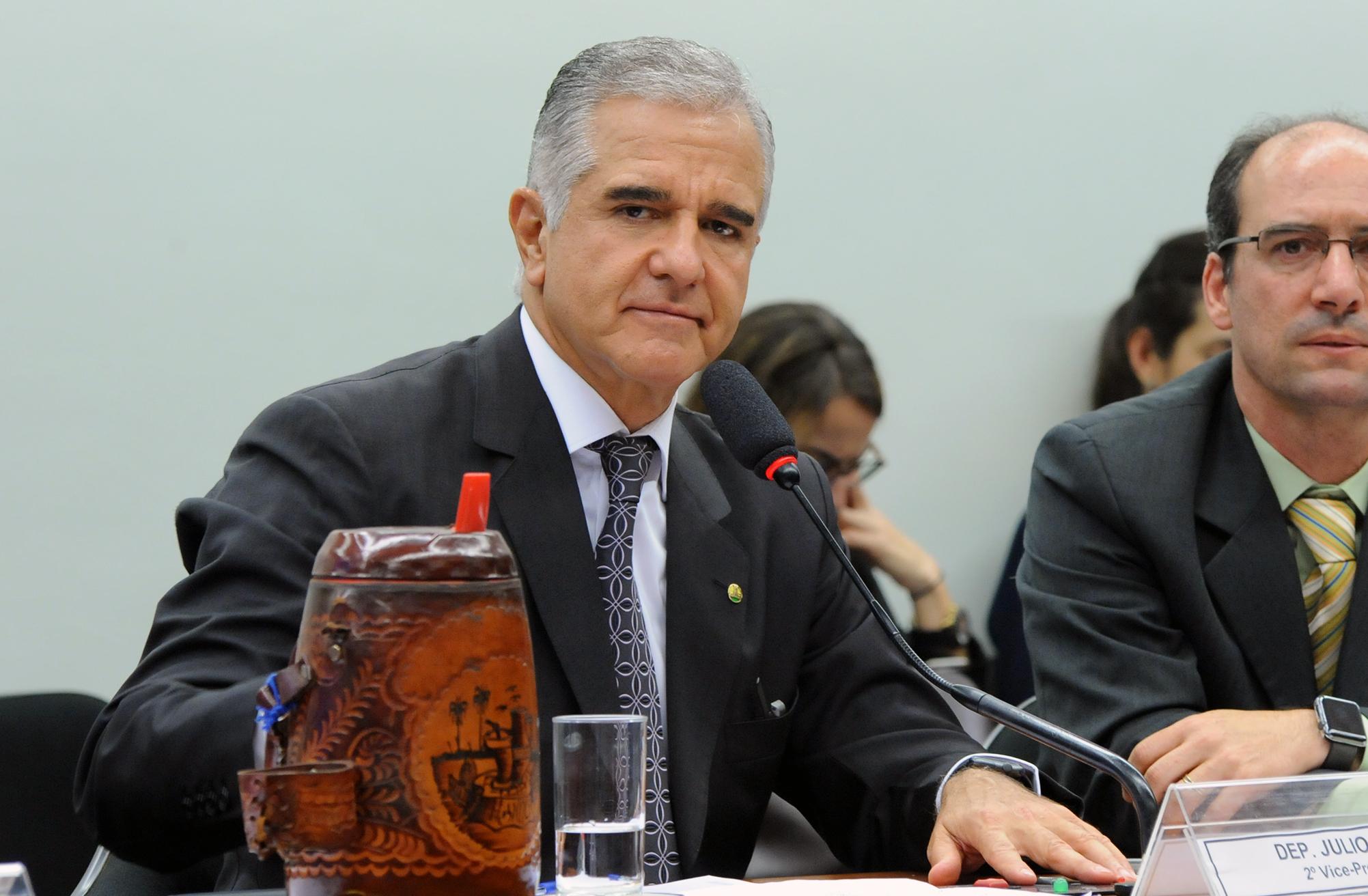 Reunião Ordinária. Dep. Julio Lopes (PP - RJ)