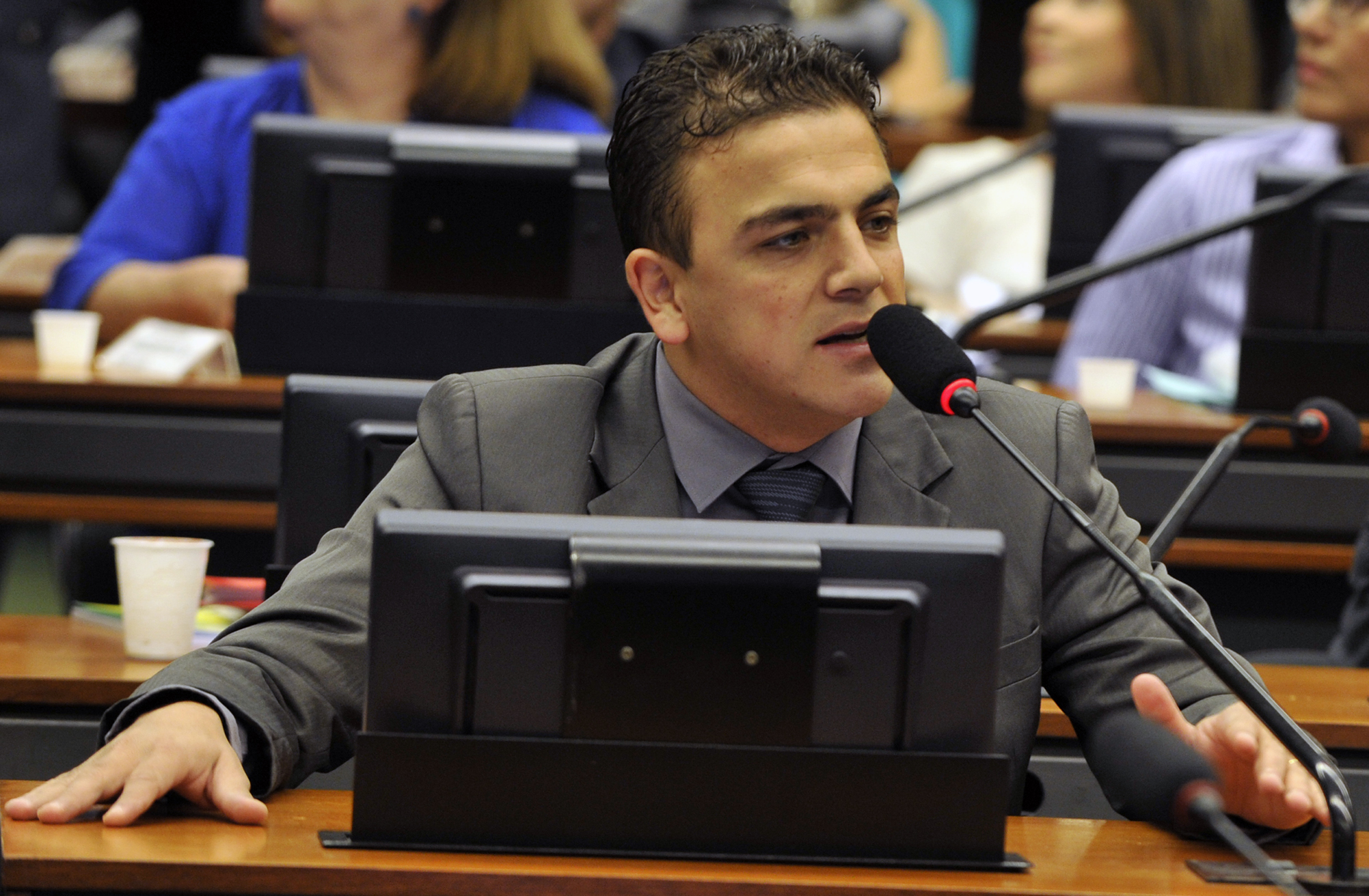 Reunião Extraordinária. Dep. Aliel Machado (REDE - PR)