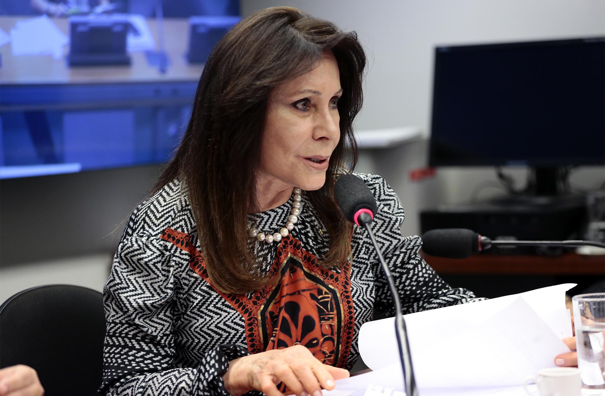 udiência Pública e Reunião Ordinária. Dep. Maria Helena (PSB - RR)