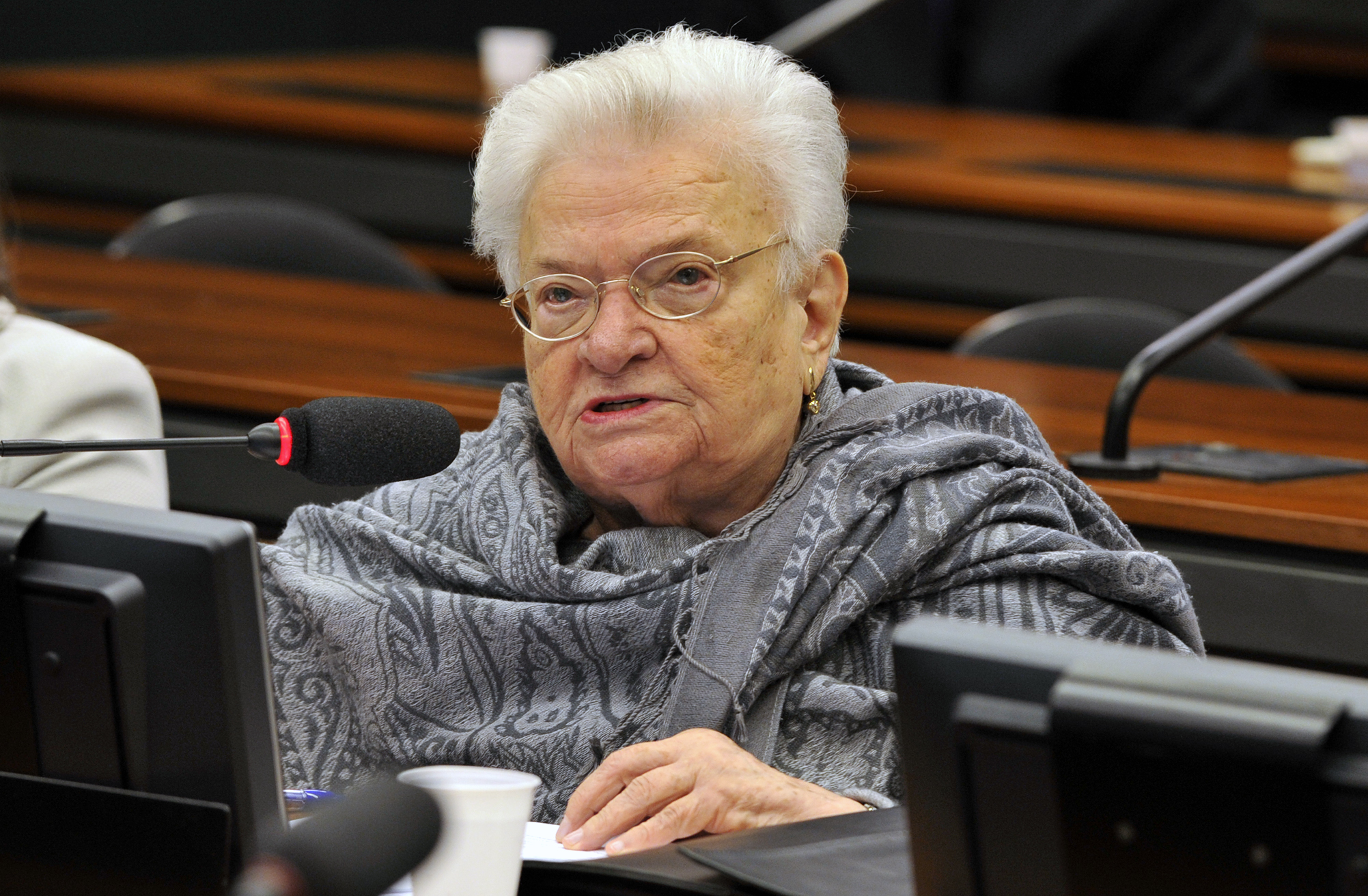 Reunião Ordinária. Dep. Luiza Erundina (PSOL - SP)