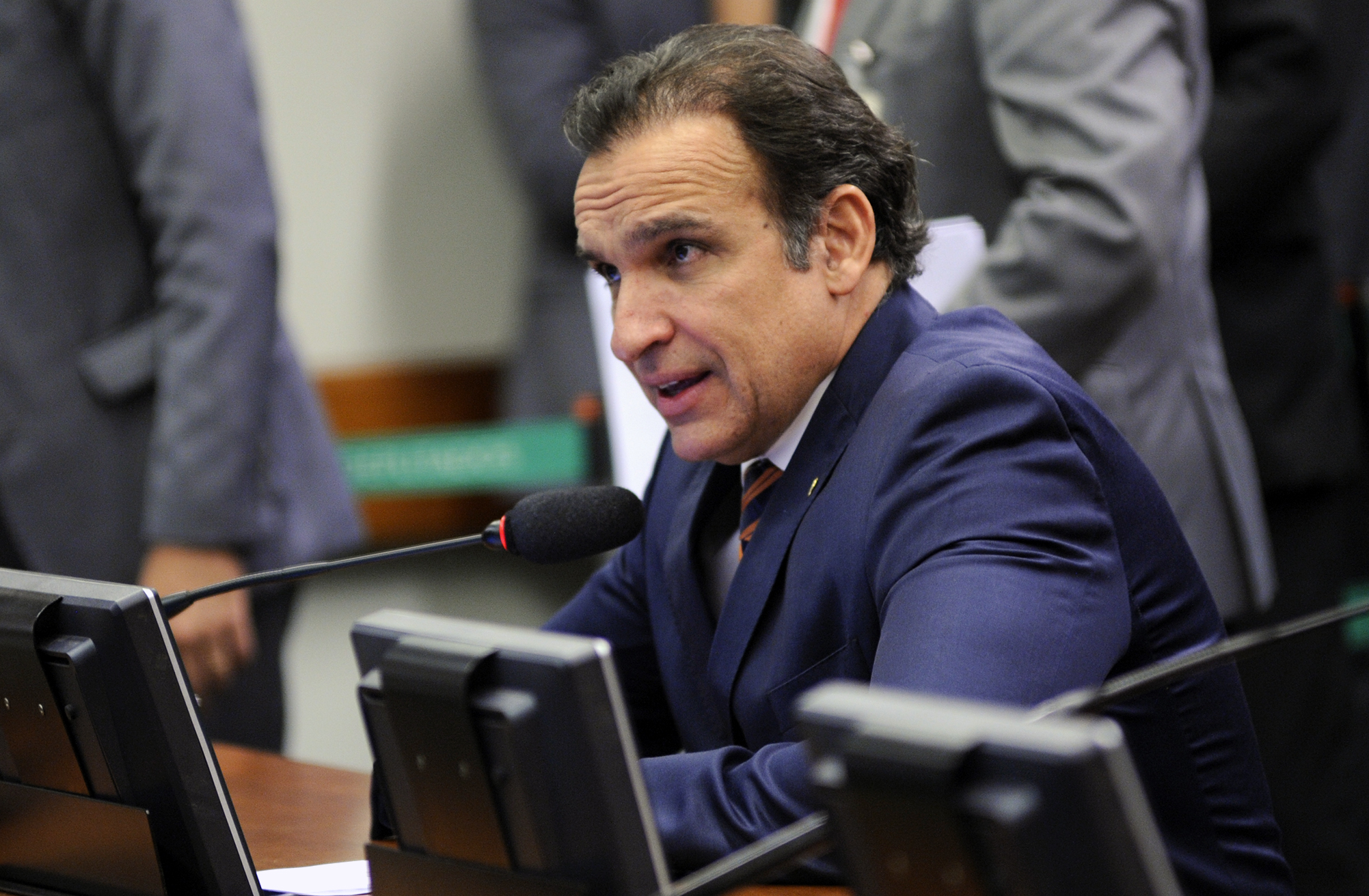 Reunião Ordinária. Dep. Hugo Leal (PSB - RJ)
