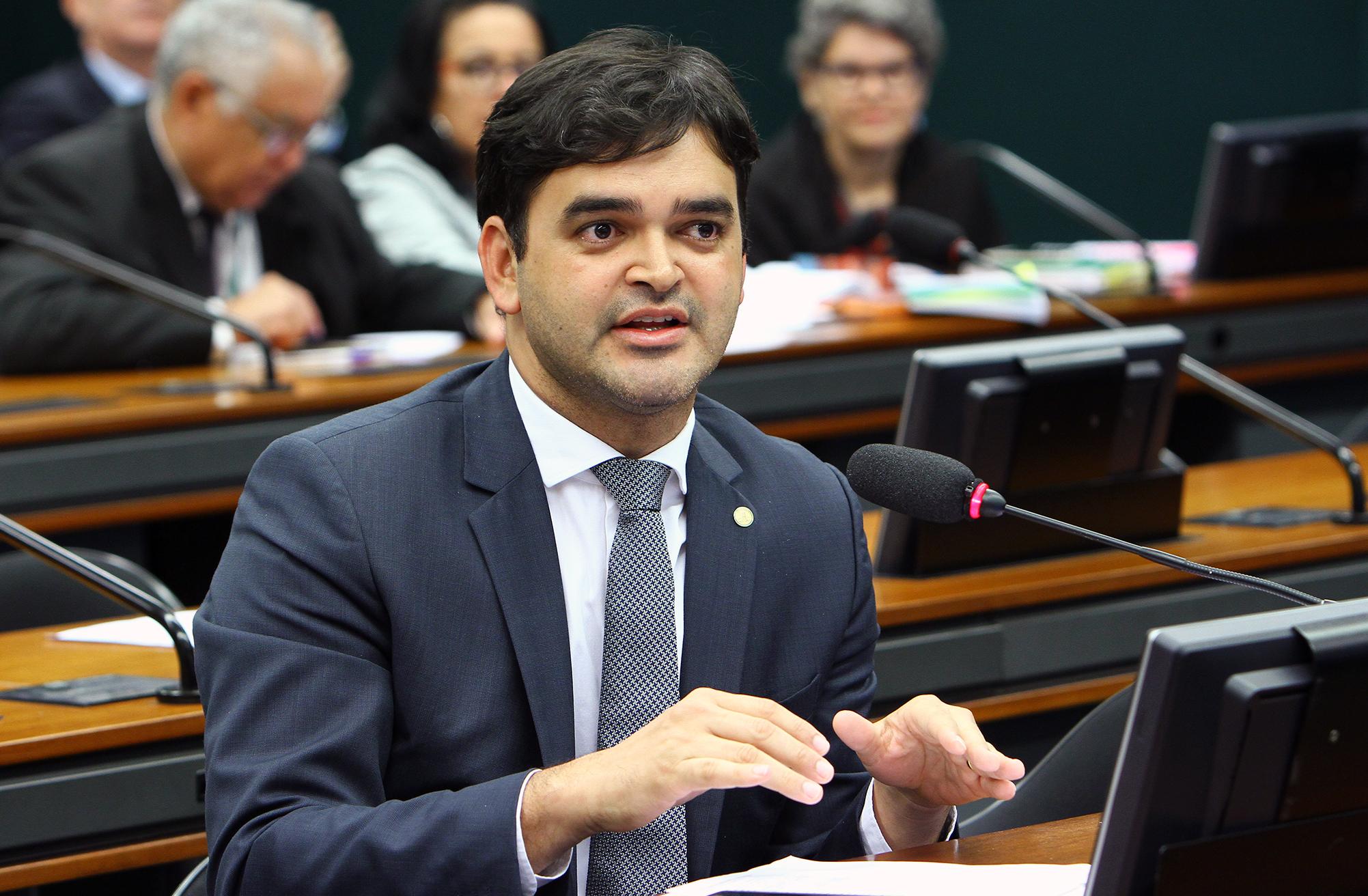 Reunião Ordinária. Dep. Rubens Pereira Junior (PCdoB - MA)