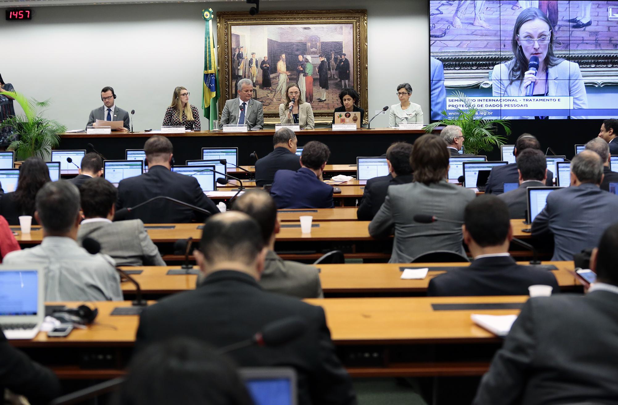 Seminário internacional sobre privacidade e proteção de dados pessoais