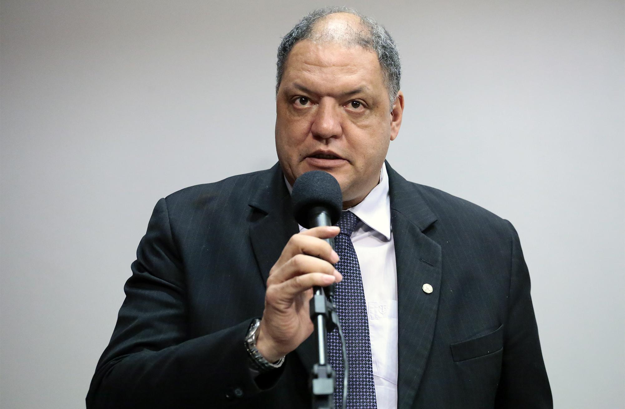 Ato de Lançamento da Campanha pela Redução de Desigualdade Social no Brasil. Dep. Assis Melo (PCdoB - RS)
