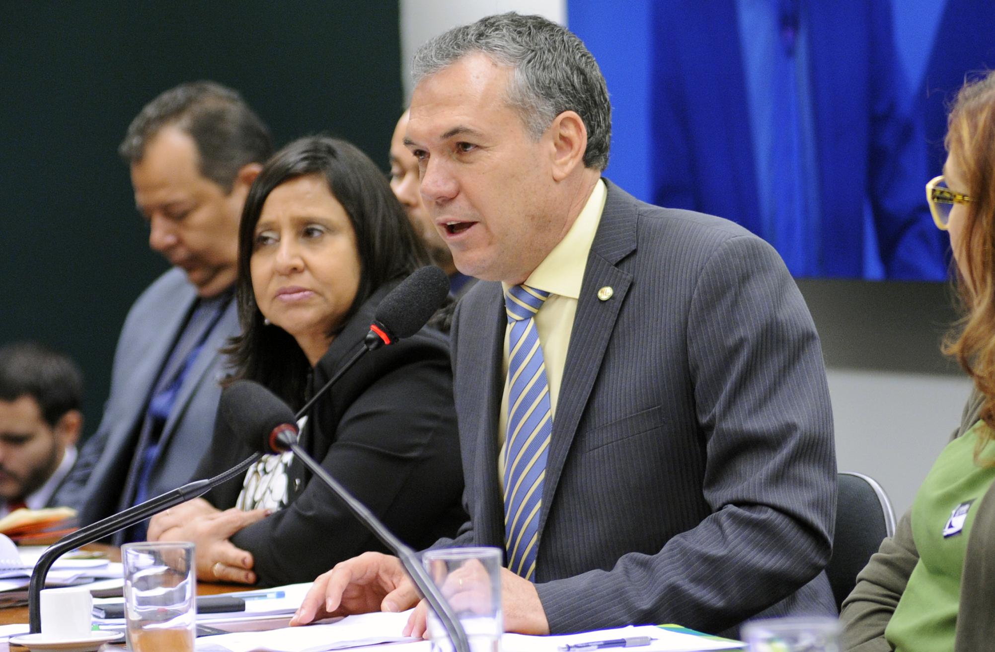 Audiência pública sobre a reestruturação do crédito fundiário. Dep. Zé Silva (SD - MG)