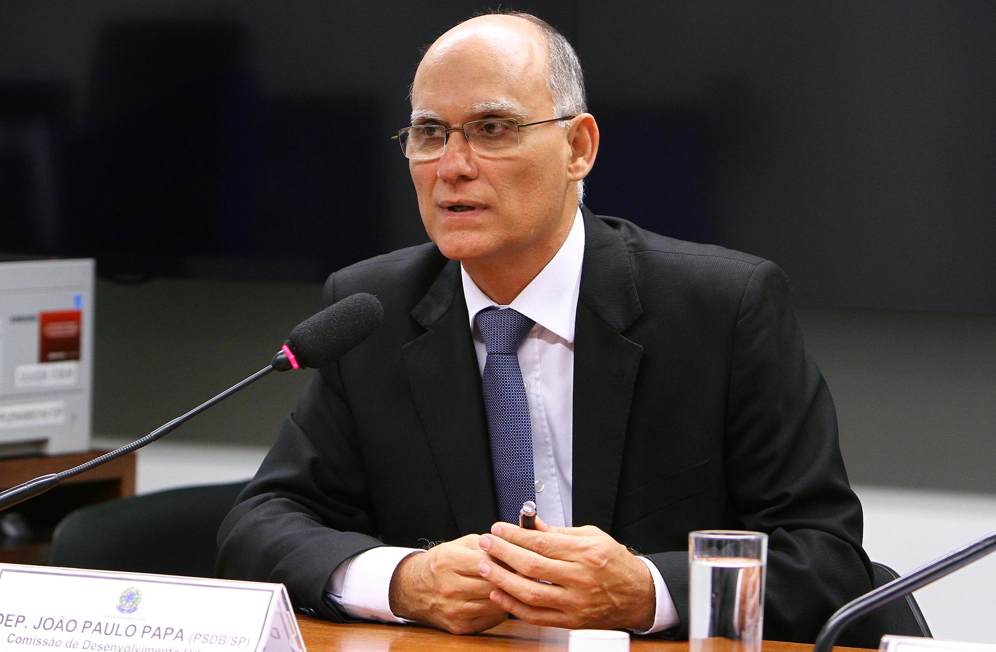 Reunião Ordinária. Dep. João Paulo Papa (PSDB - SP)