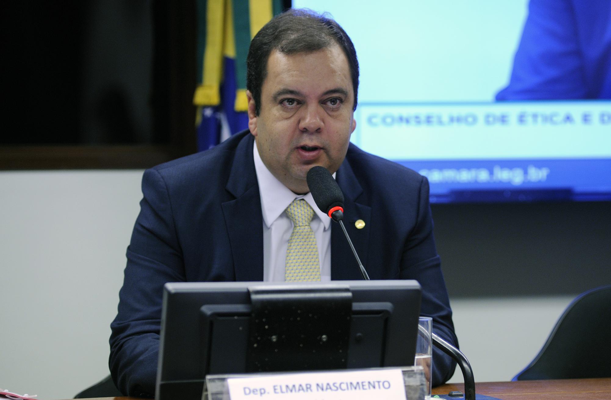 Reunião Ordinária. Dep. Elmar Nascimento (DEM - BA)