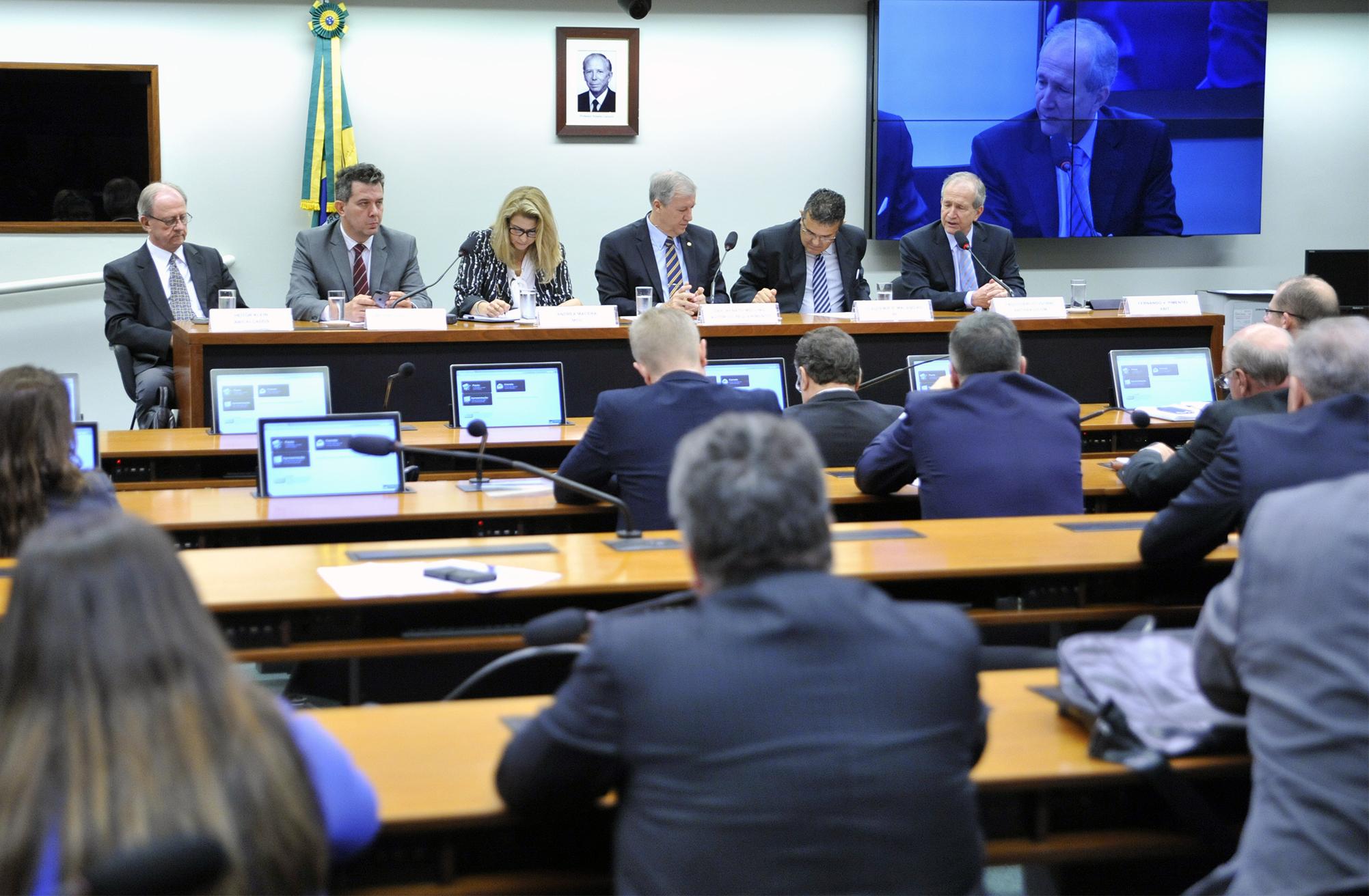Audiência pública sobre a desoneração da folha de pagamento, matéria objeto da Medida Provisória 774/2017