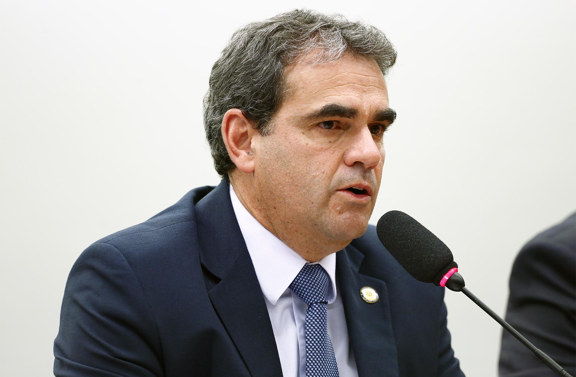 Audiência Pública e Reunião Ordinária. Coordenador Geral de Gestão de Pessoas da Receita Federal do Brasil, Antônio Márcio de Oliveira Aguiar