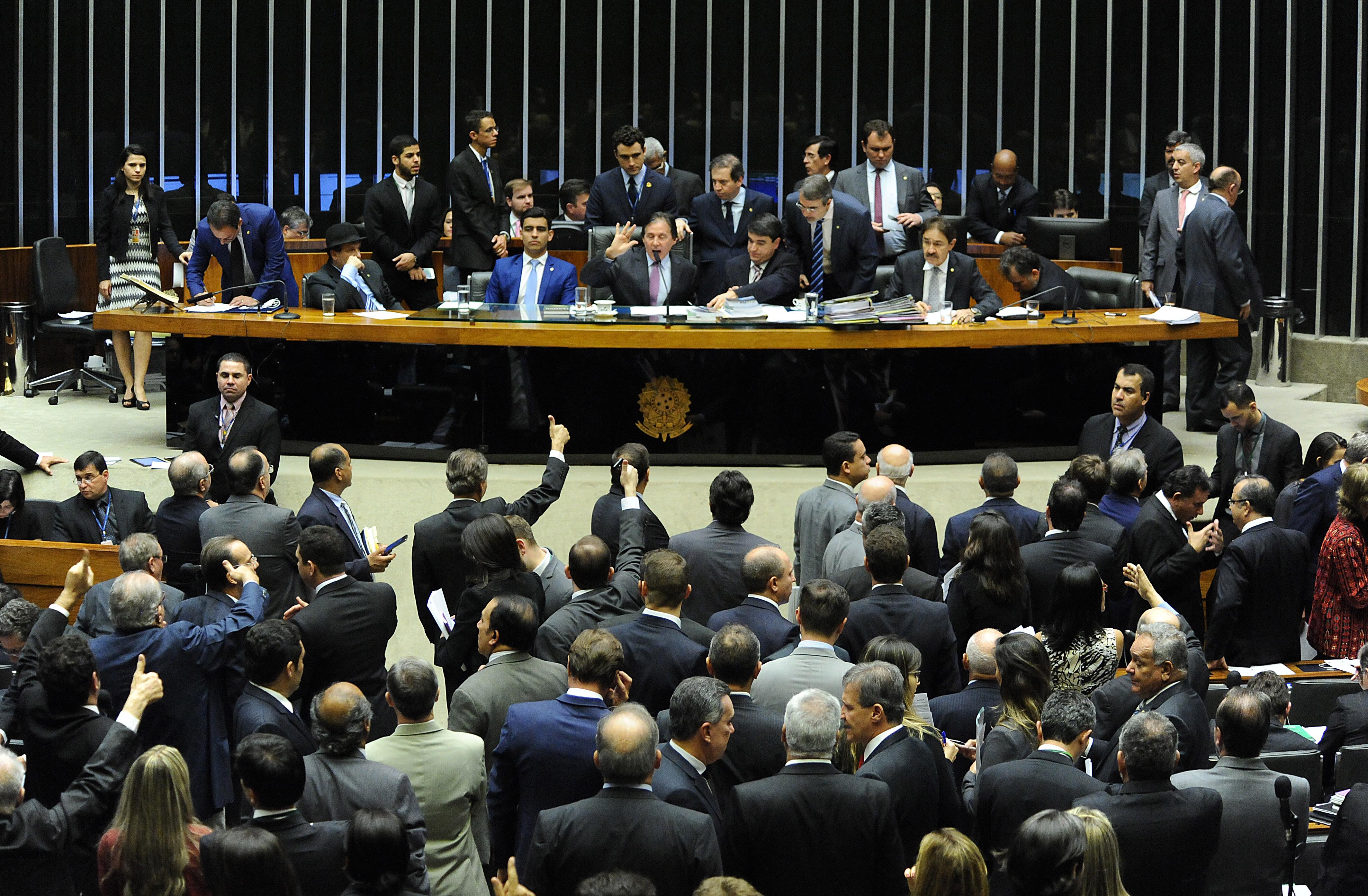 Sessão conjunta para deliberação de vetos