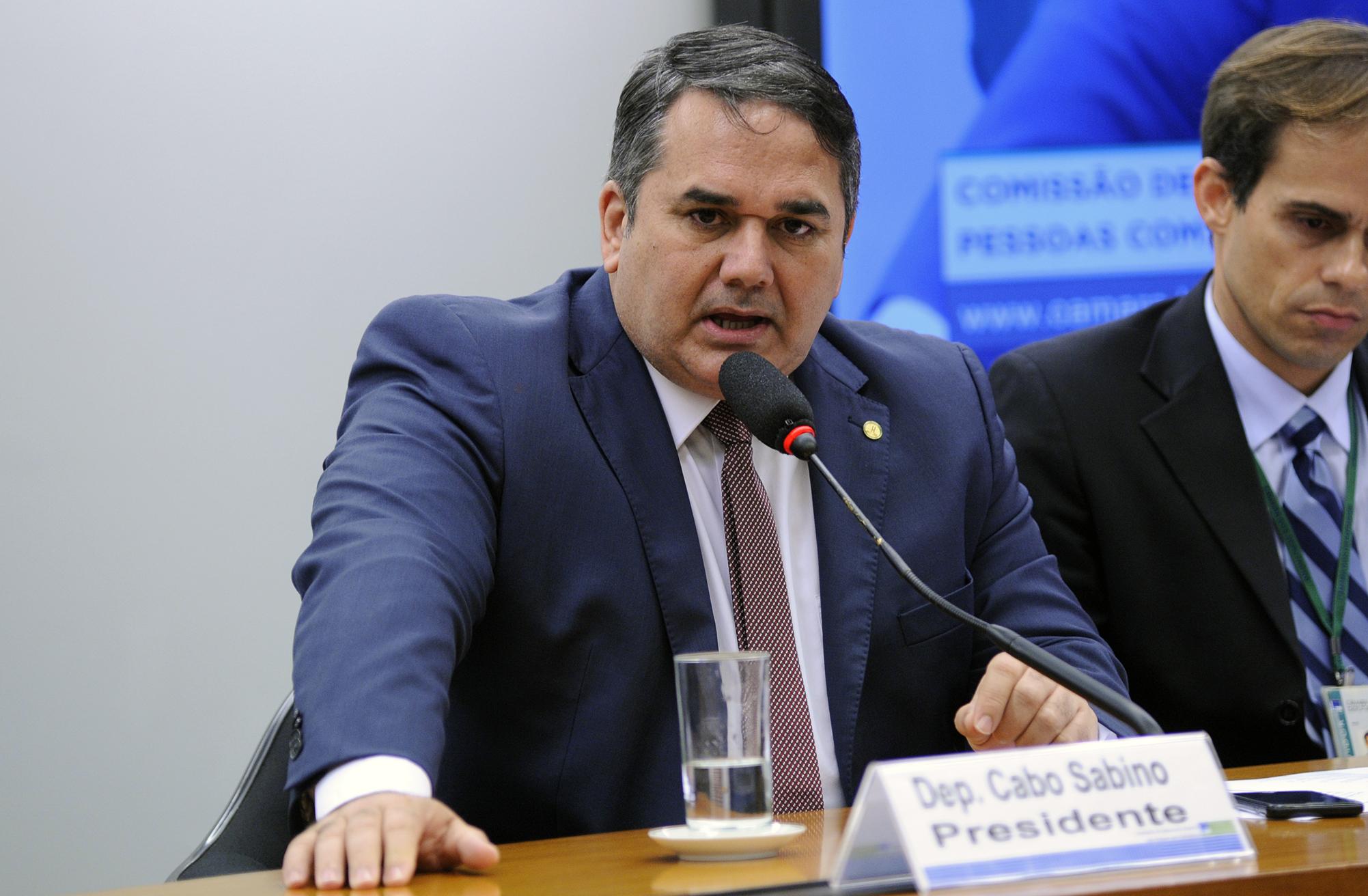 Reunião Ordinária. Dep. Cabo Sabino (PR - CE)