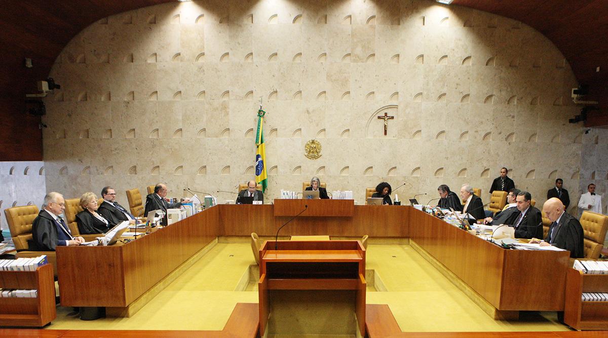 Direito - geral - STF Supremo Tribunal Federal presidência Cármen Lúcia