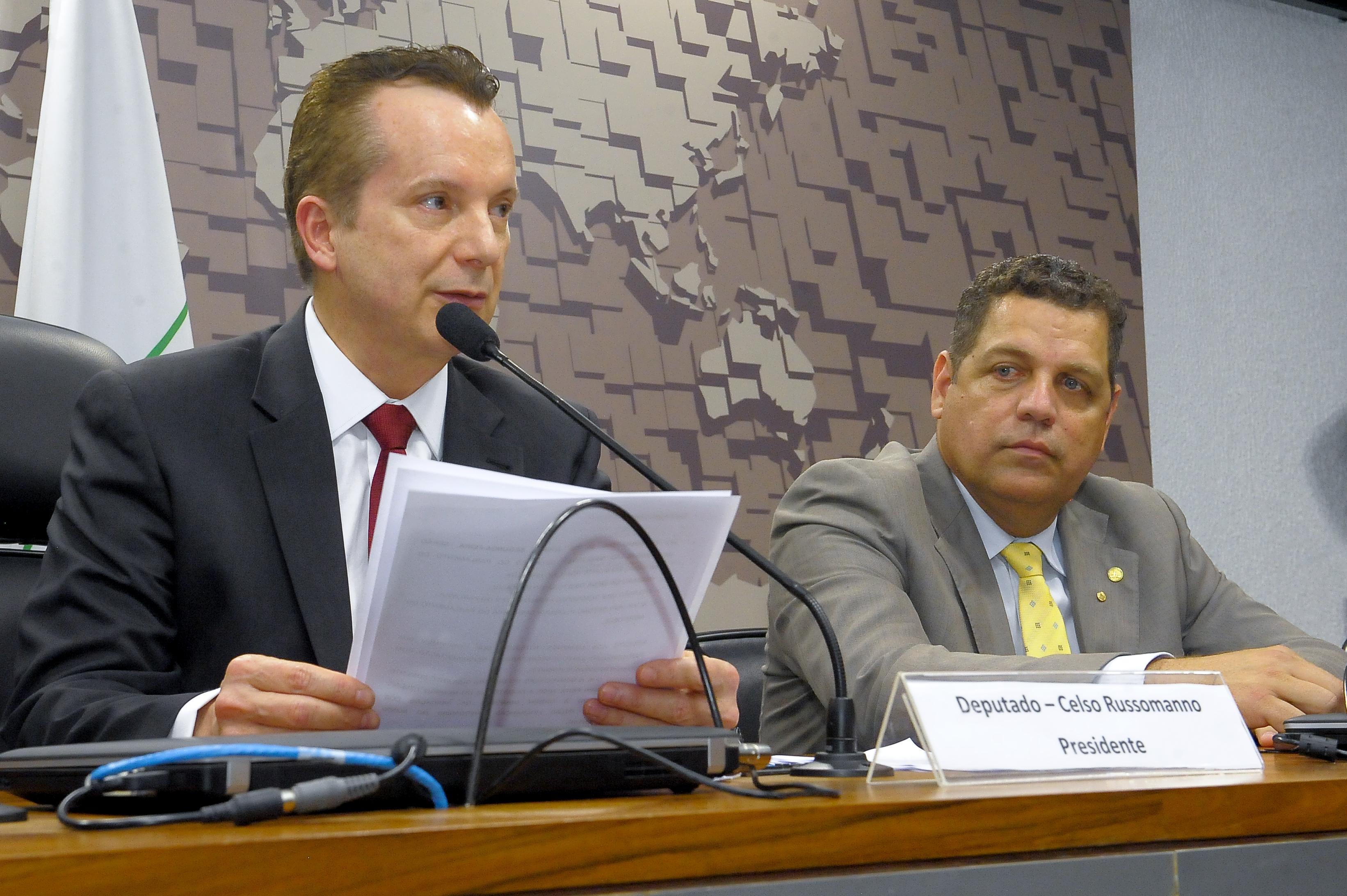 Relações Exteriores - Mercosul - Deputado Celso Russomanno (PRB-SP) é eleito presidente da Representação Brasileira no Parlasul