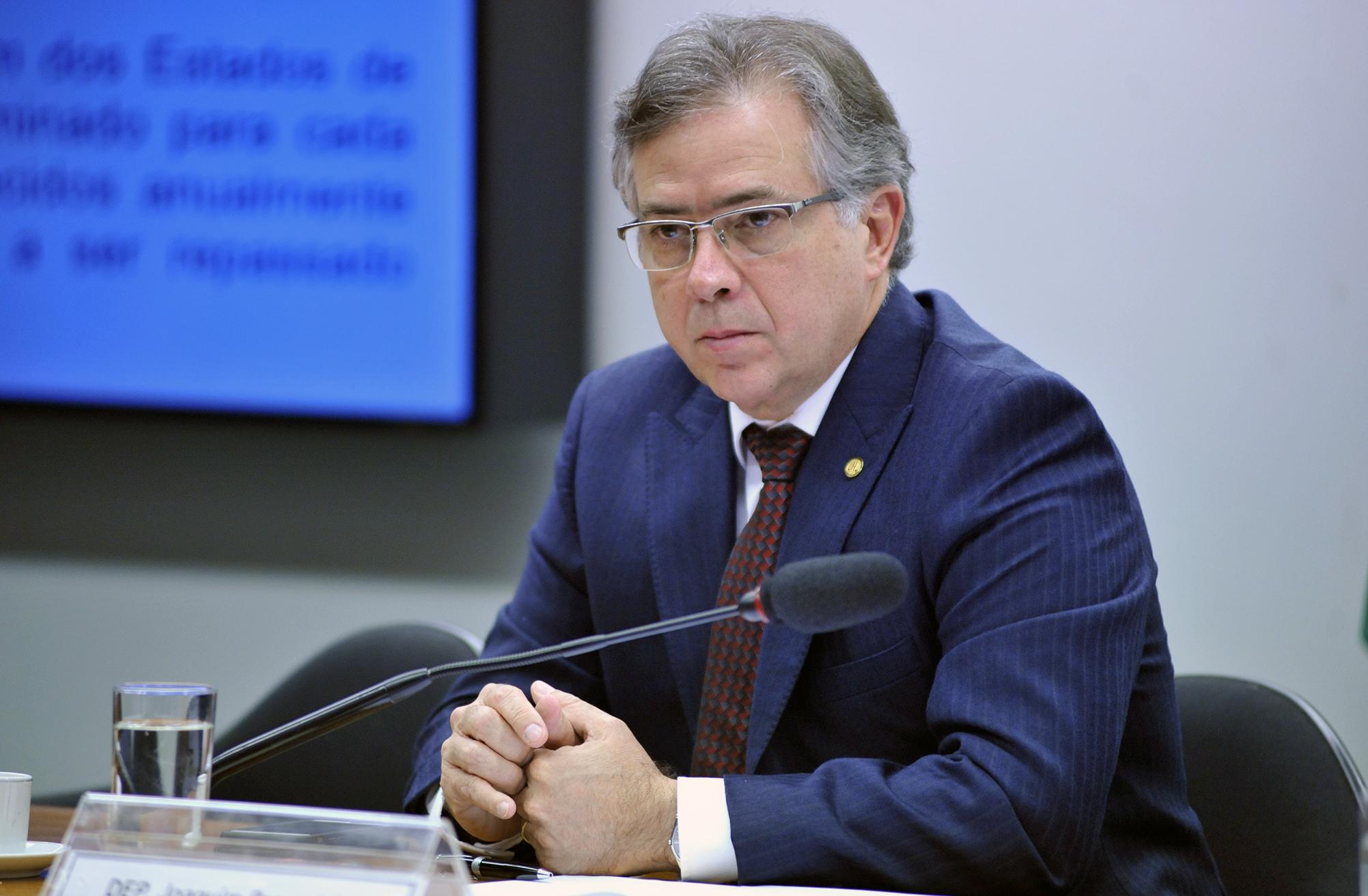 Audiência Pública e Reunião Ordinária. Dep. Joaquim Passarinho (PSD - PA)